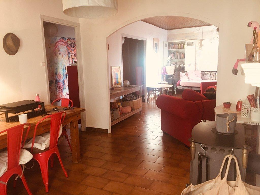 Mallemort - Maison de village 3 chambres et grenier