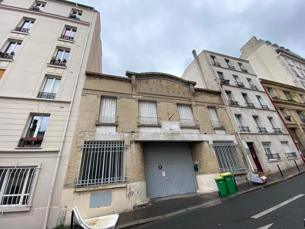 Vente Immeuble - Paris 19ème Combat