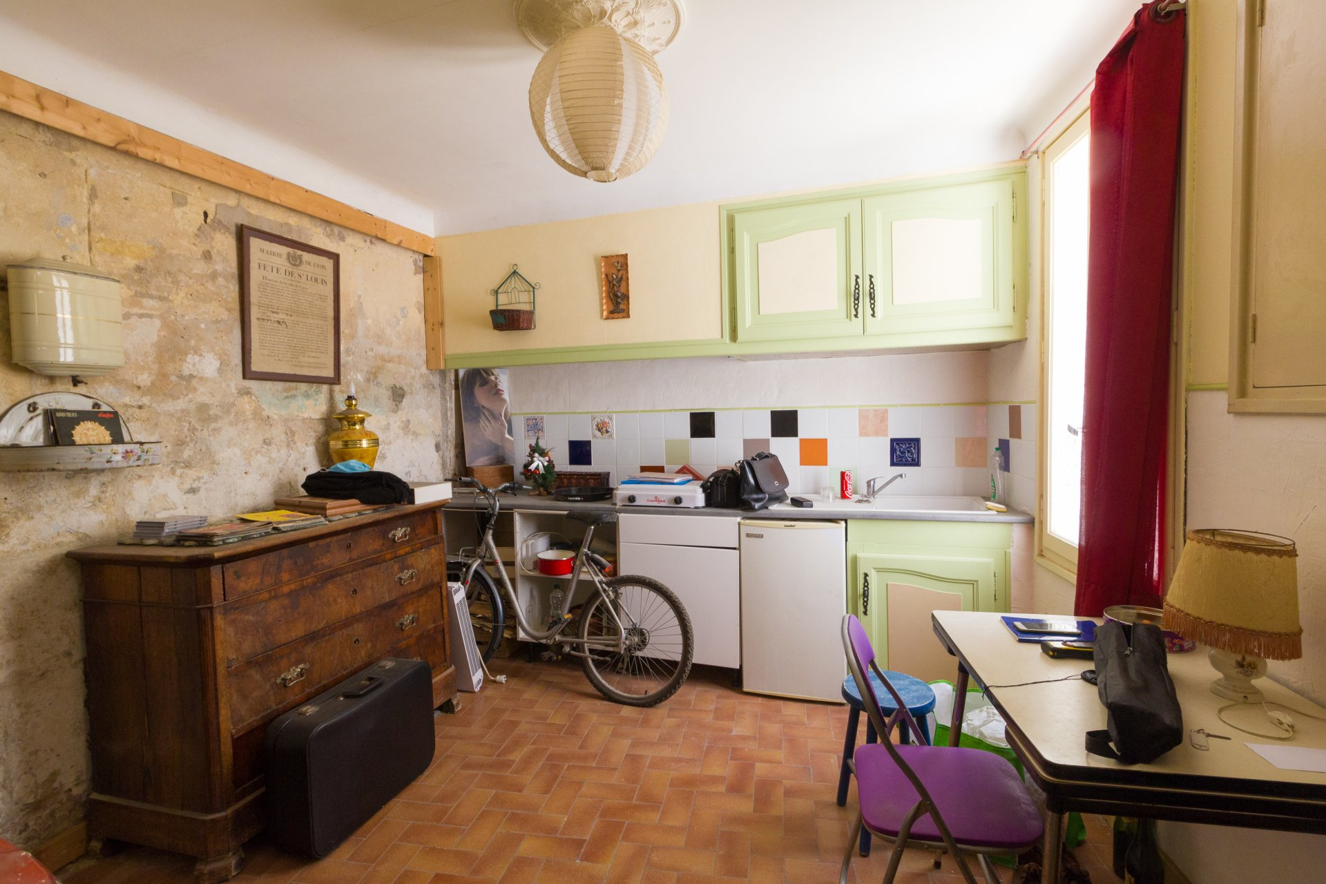 SWEET TOWN HOUSE TO RENOVATE