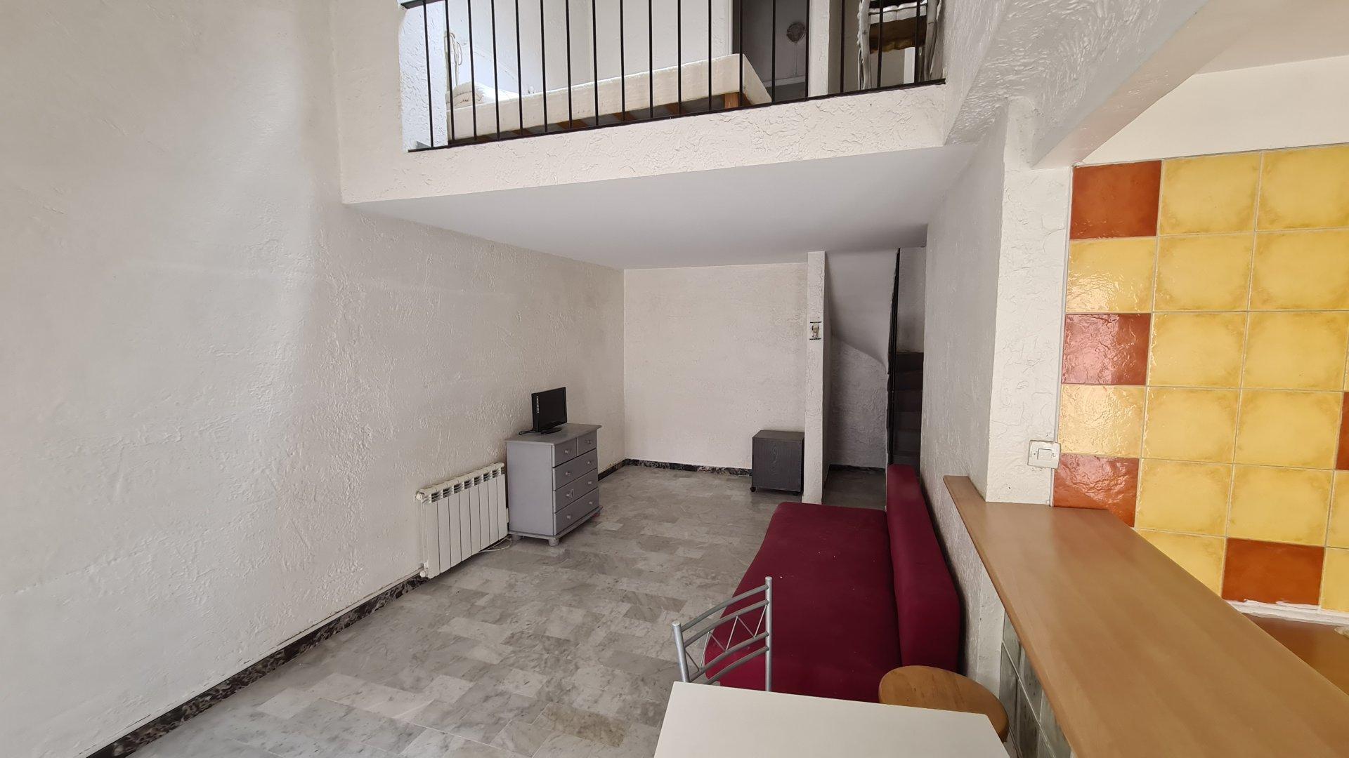 ST -  Chambre mezzanine