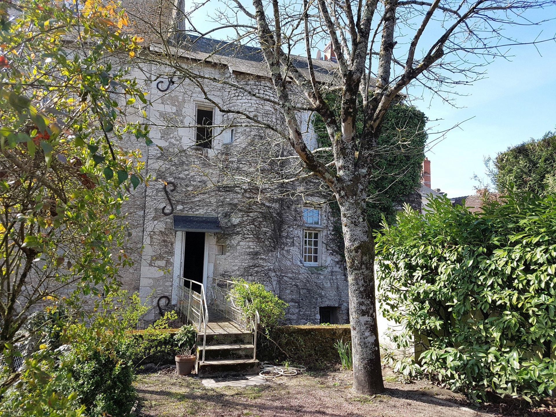 Dorfhaus aus 14. Jahrhundert zu verkaufen in der Brenne 36