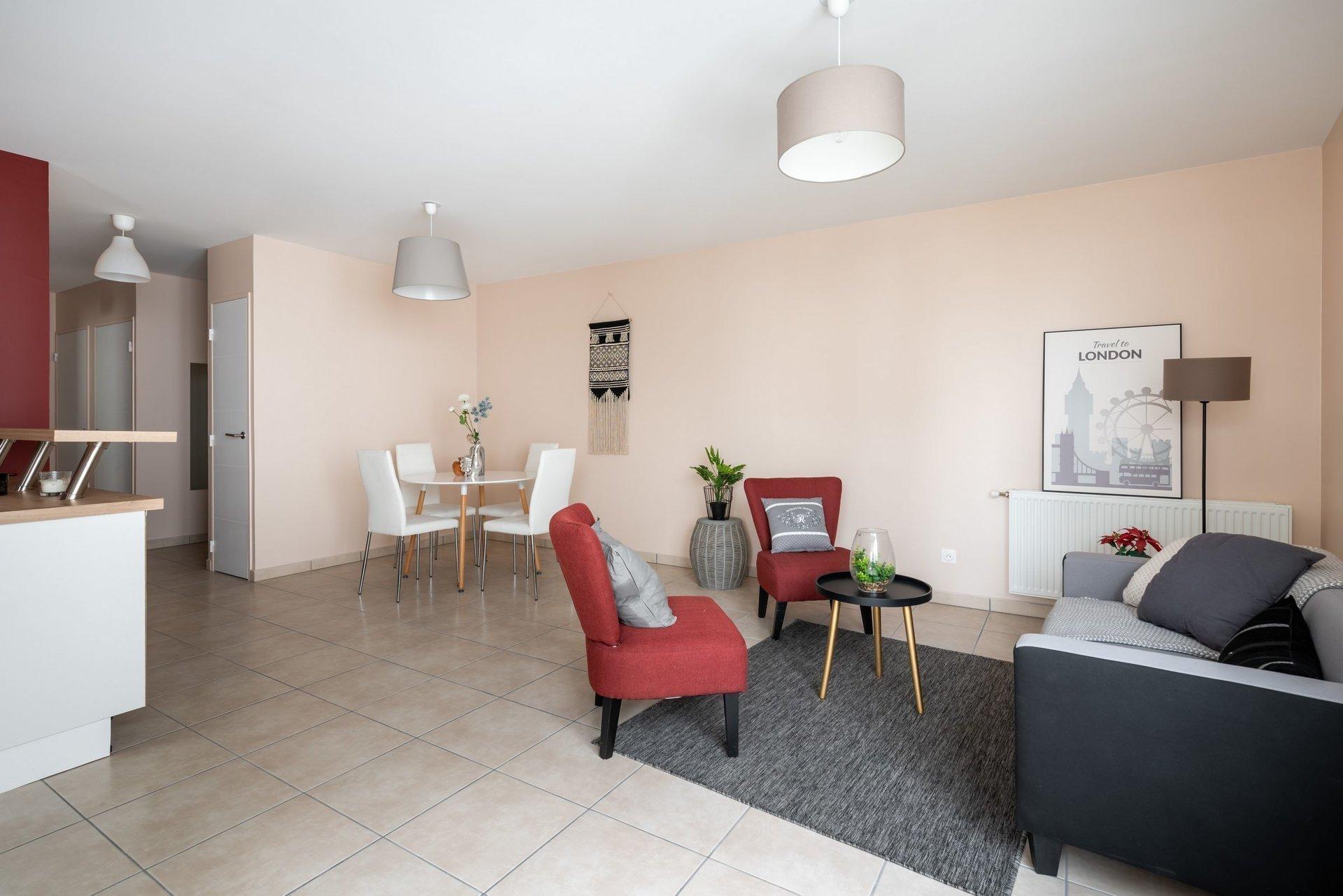 Appartement T3 Villeurbanne