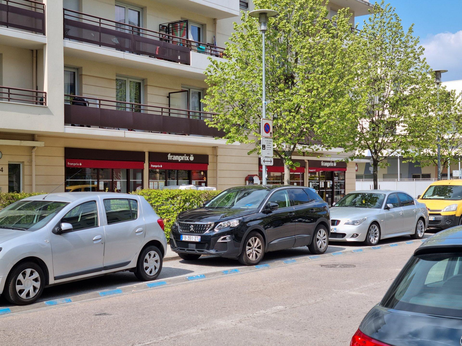 Grand 3P Balcon 2 parkings