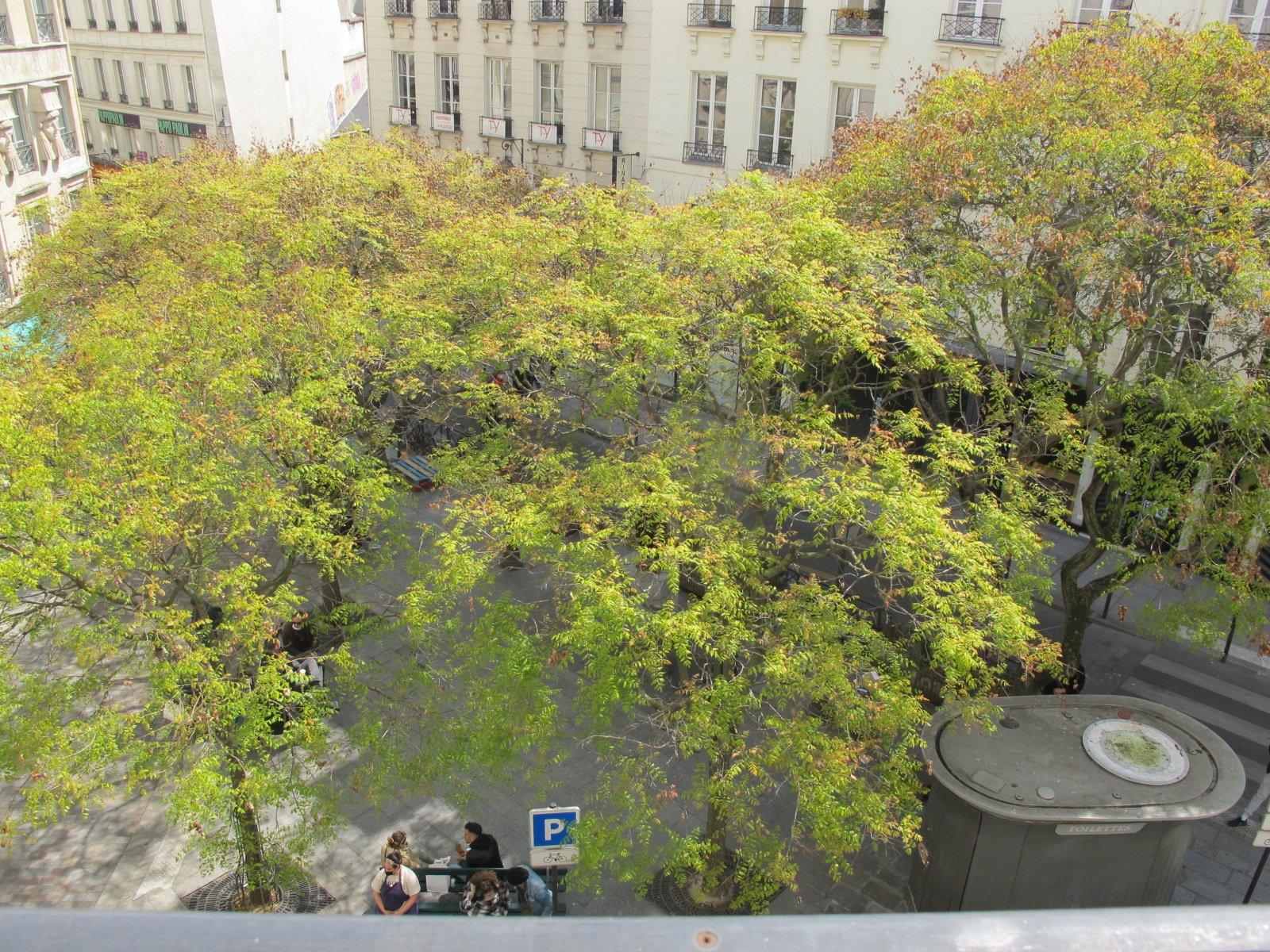 PARIS 2ème - Rue d'Aboukir