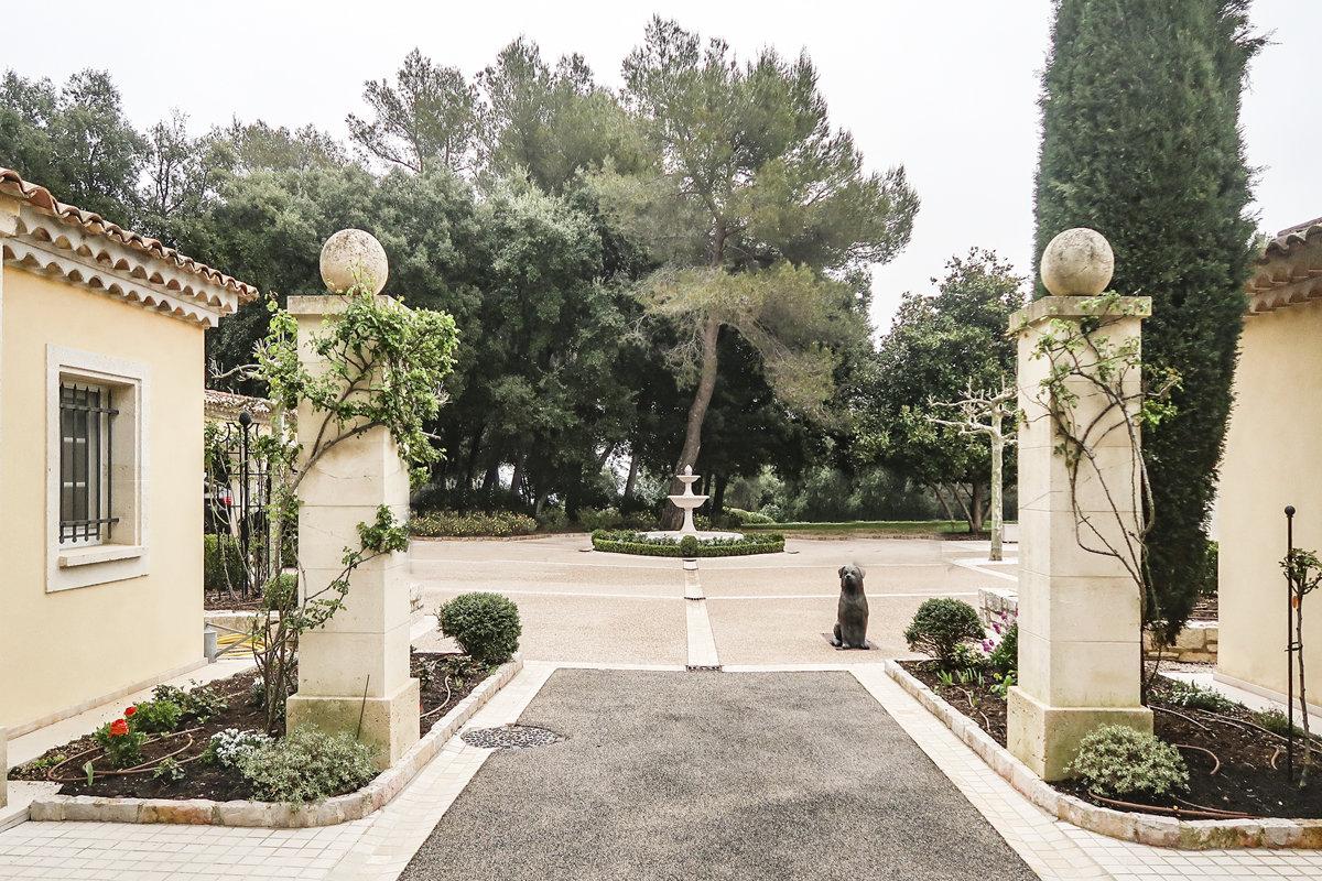 Bastide - herrschaftliches Anwesen