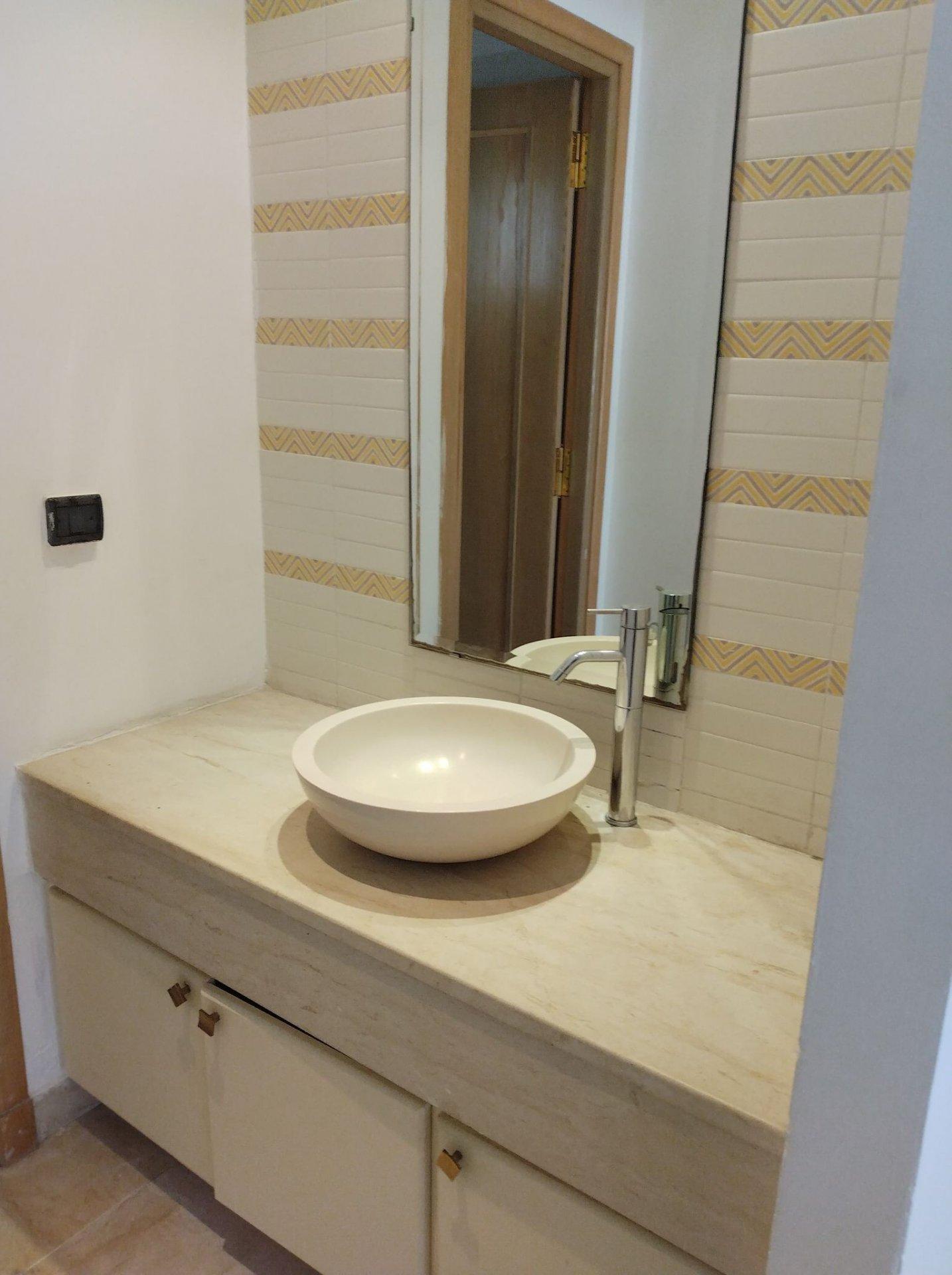 Location Appartement S+3 à Marsa Carrefour
