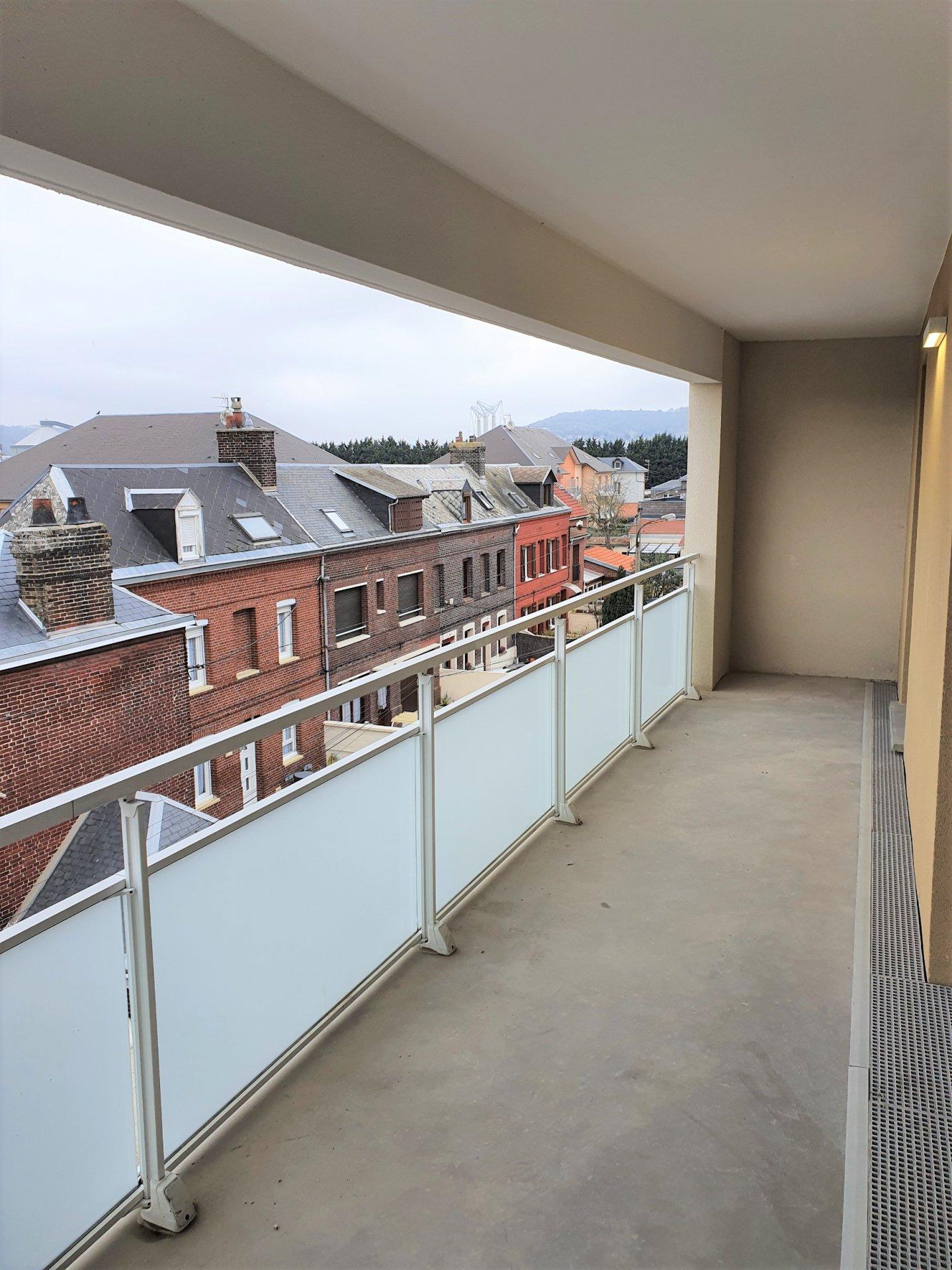T3 avec terrasse - rés. neuve - ROUEN