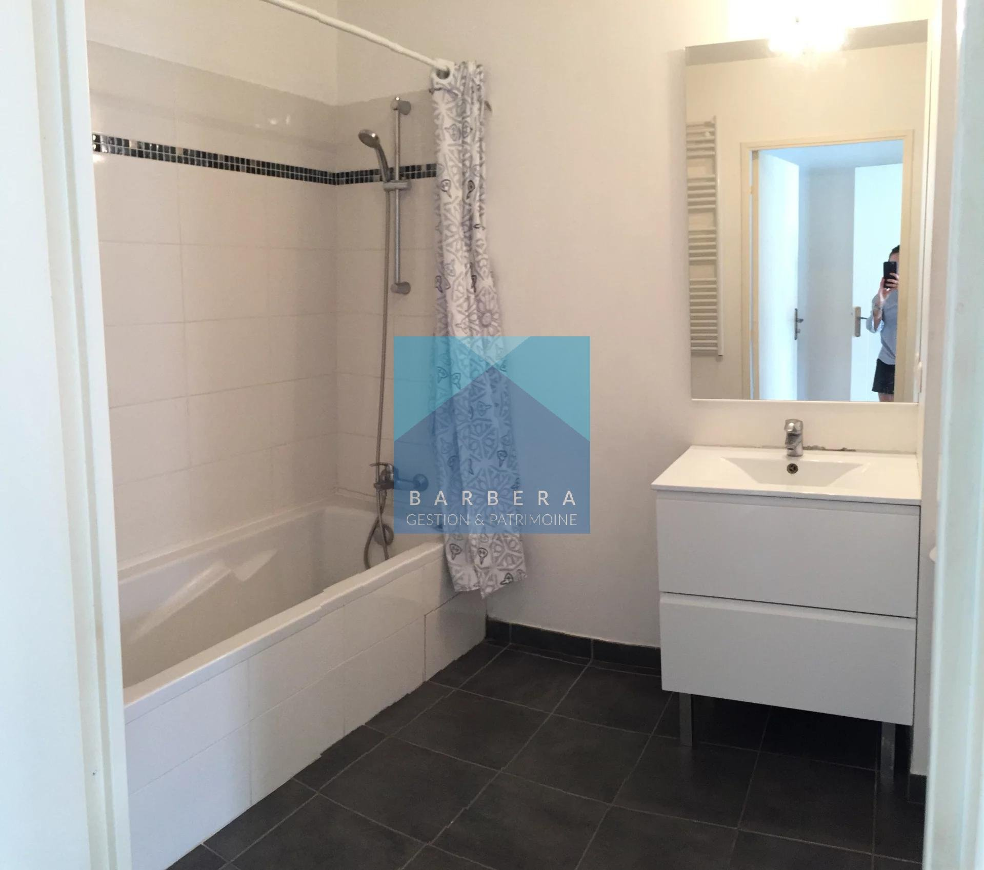 Location appartement 34 m²