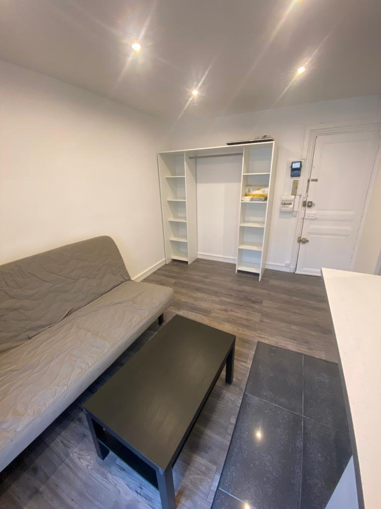 Studio  de 16 m² en Meublé à Levallois