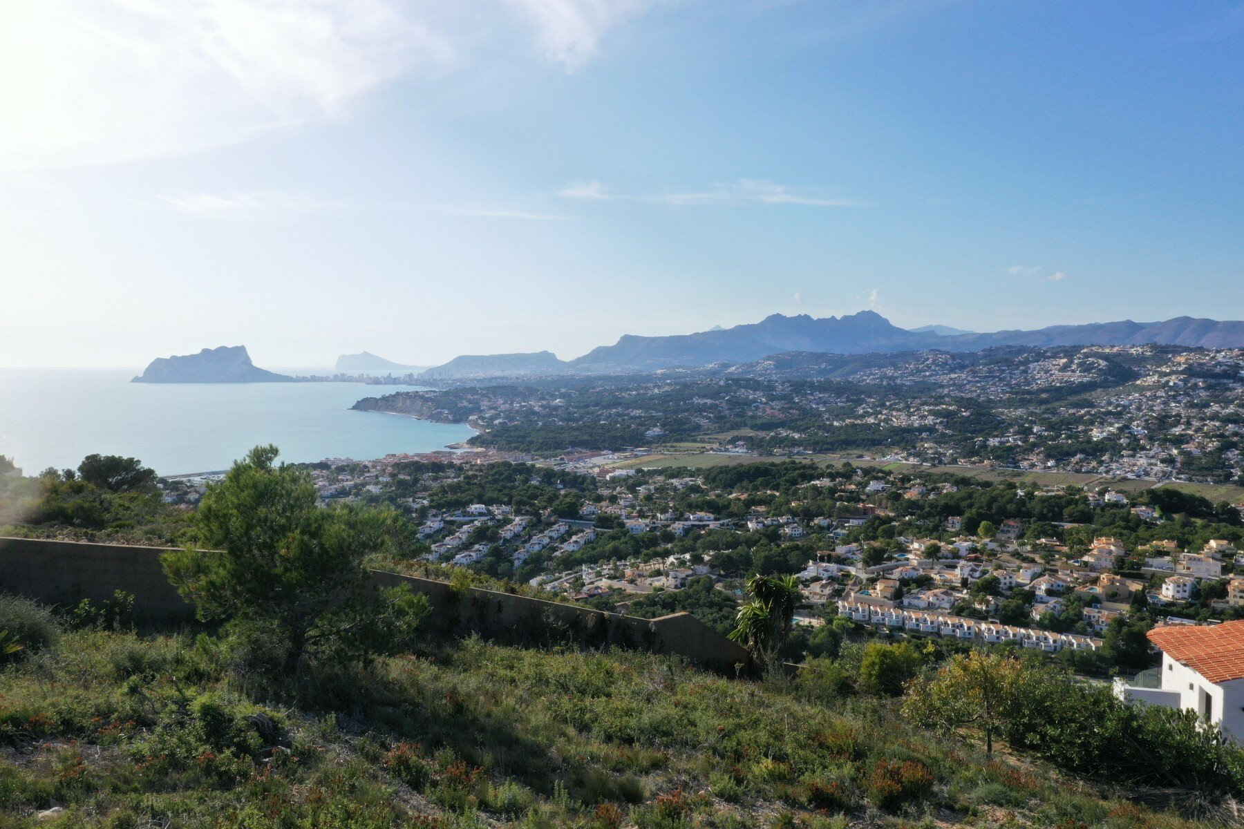 Zeer exclusieve villa met panoramisch uitzicht