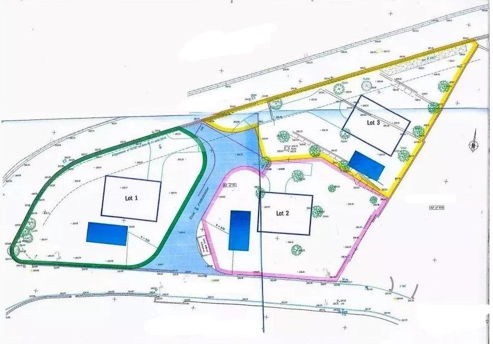 Sale Building land - Le Cannet