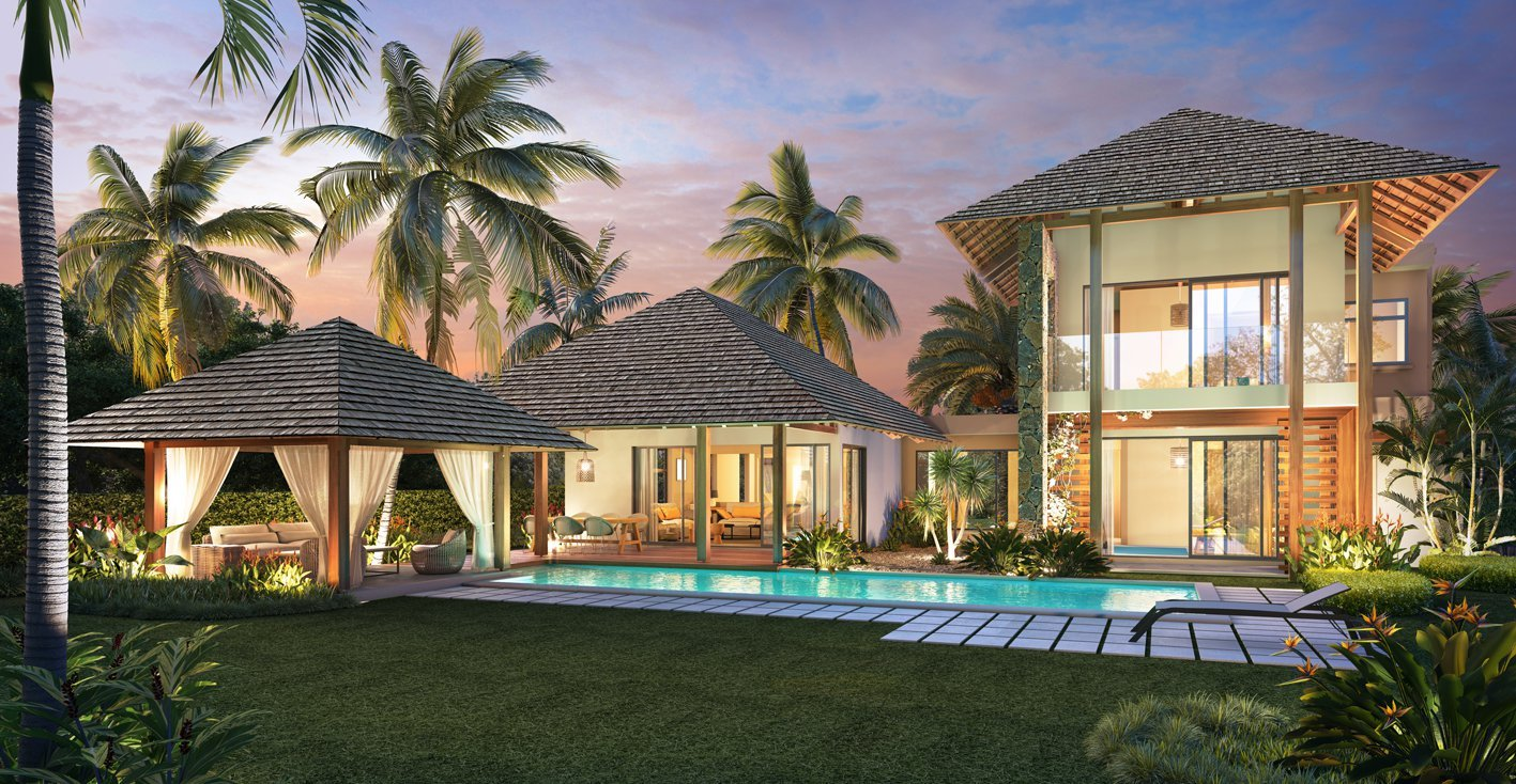 Villa dans un Resort 5 étoiles et conciergerie