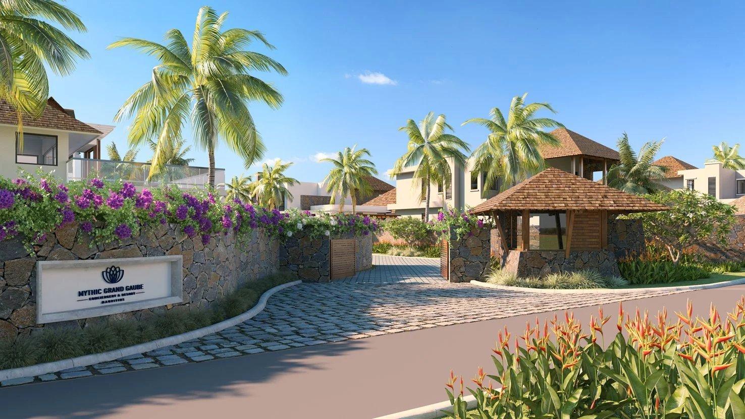 Villa in a Five star resort and conciergerie