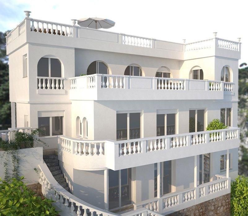 Somptueuse villa en location saisonnière - Villefranche sur Mer