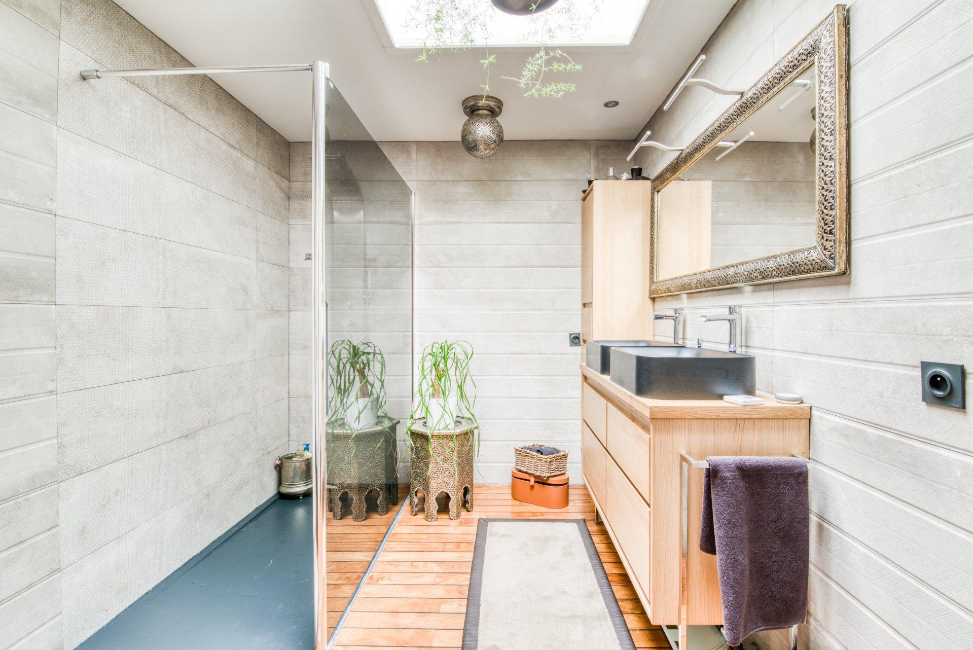 Appartement d'exception de 115 m² avec grande terrasse.
