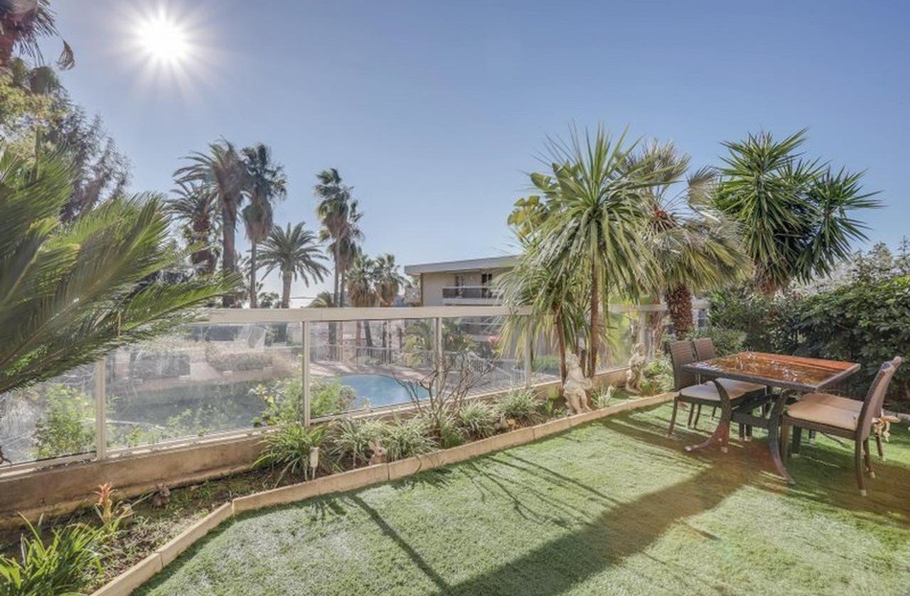 4:a med trädgård och terrass - Nice Mont-Boron