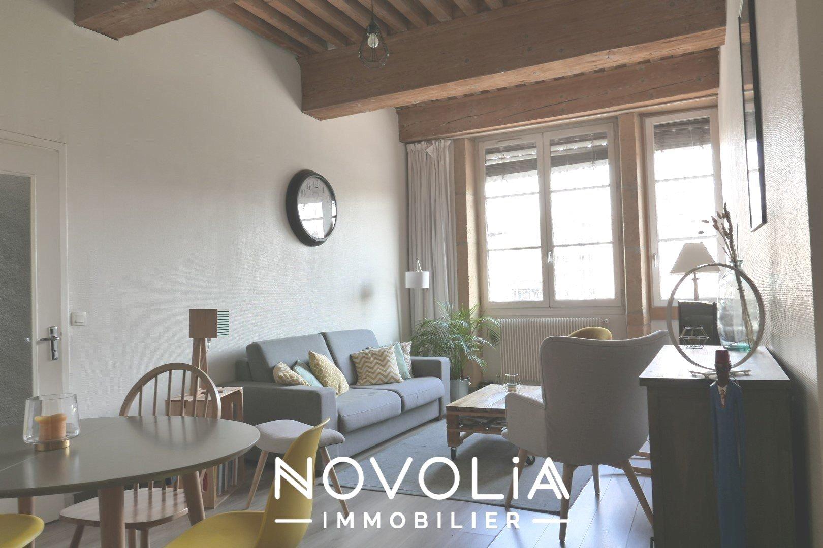 Achat Appartement Surface de 67.38 m², 3 pièces, Lyon 5ème (69005)