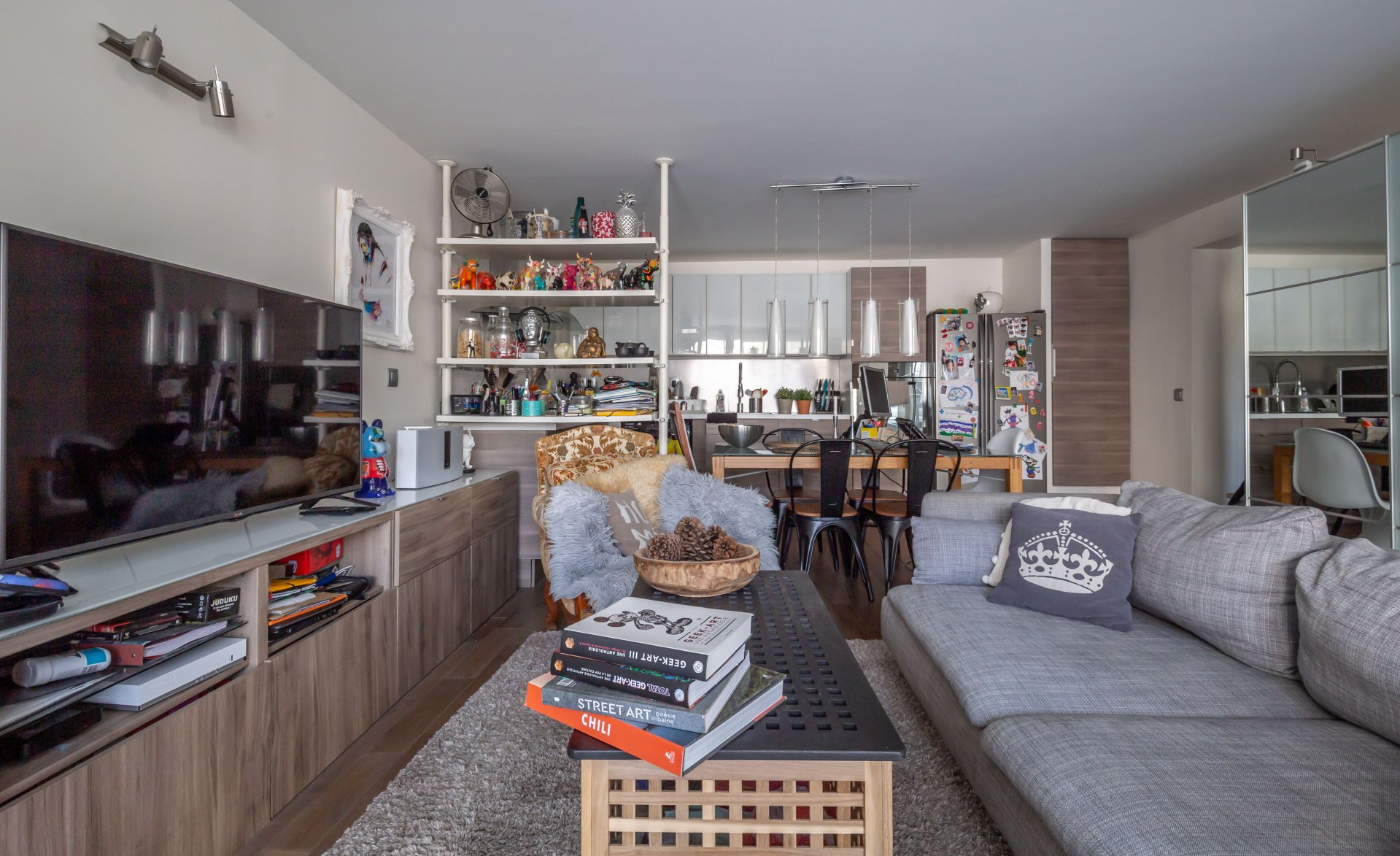 APPARTEMENT TYPE 3 PIECES 69,10 m² Carrez