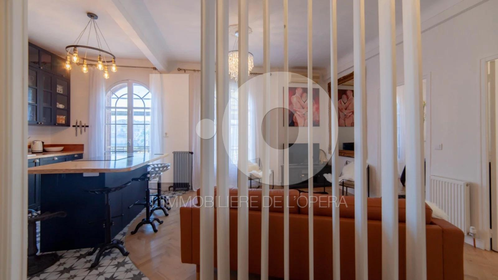 NICE - WILSON - Appartement 3 Pièces 58 m2
