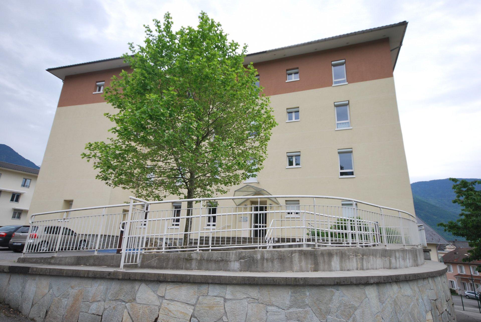 Appartement T1 et stationnement