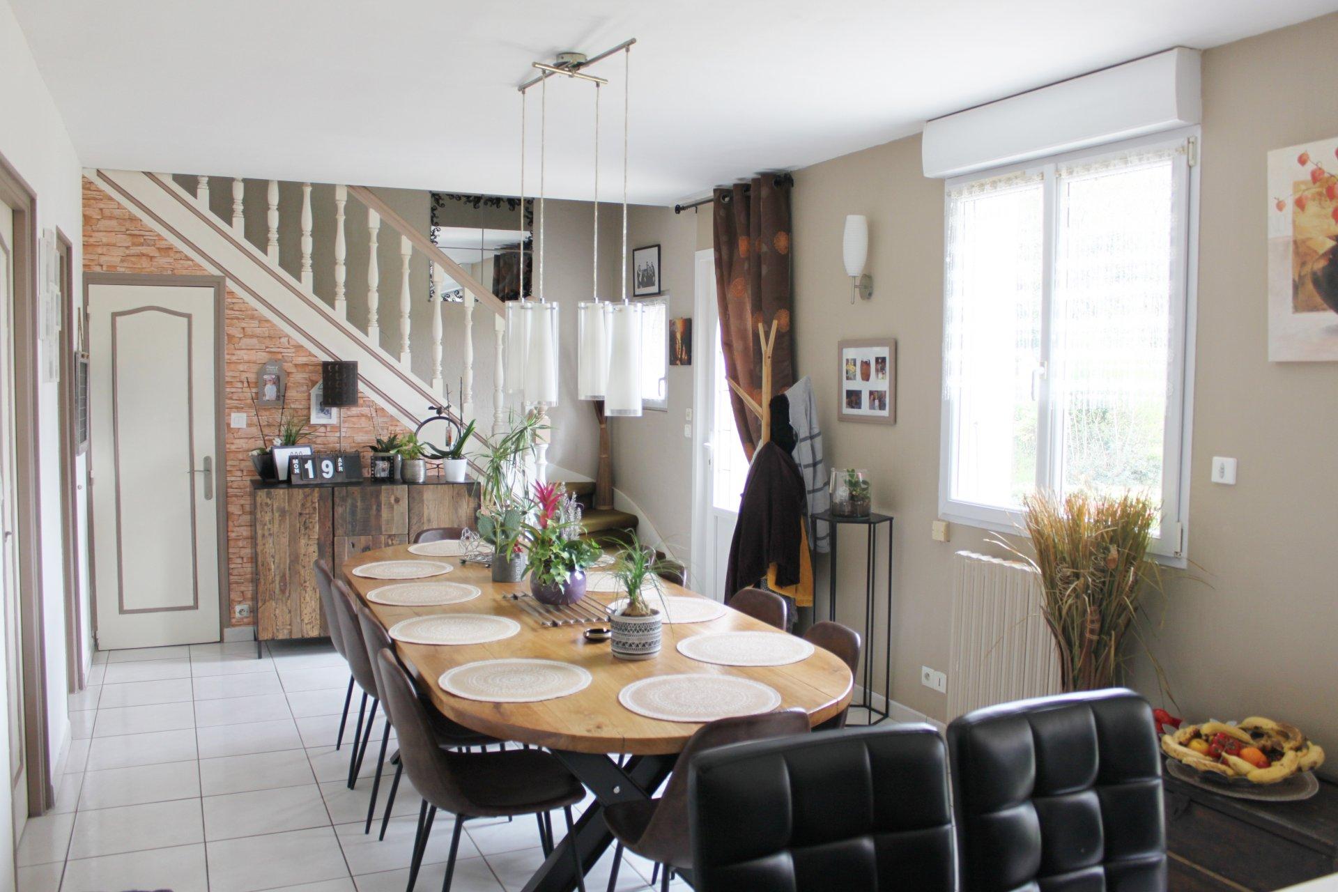 Maison 7 pièces 120m² - Landivisiau