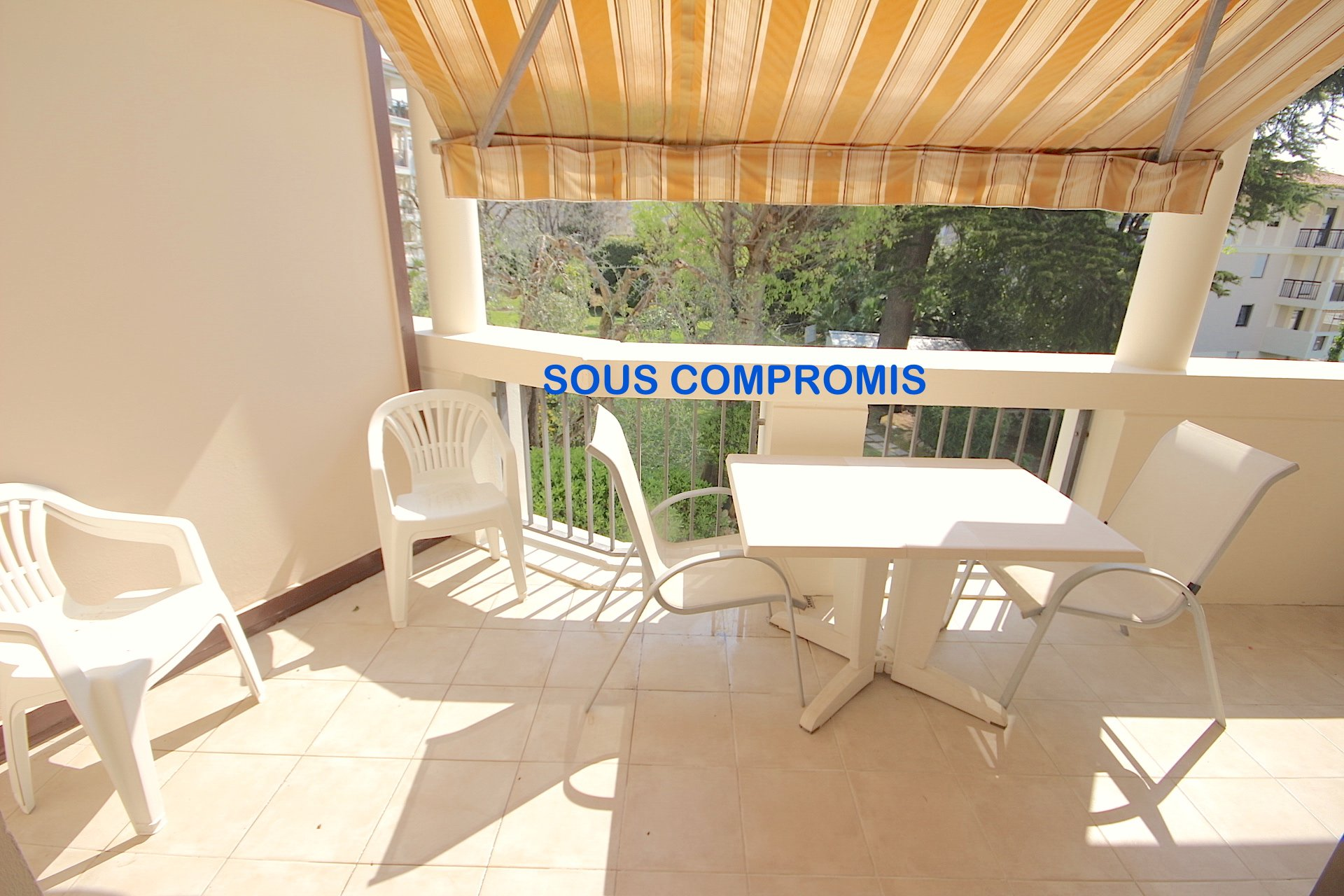 Cannes-Petit Juas-walking distance to the beach