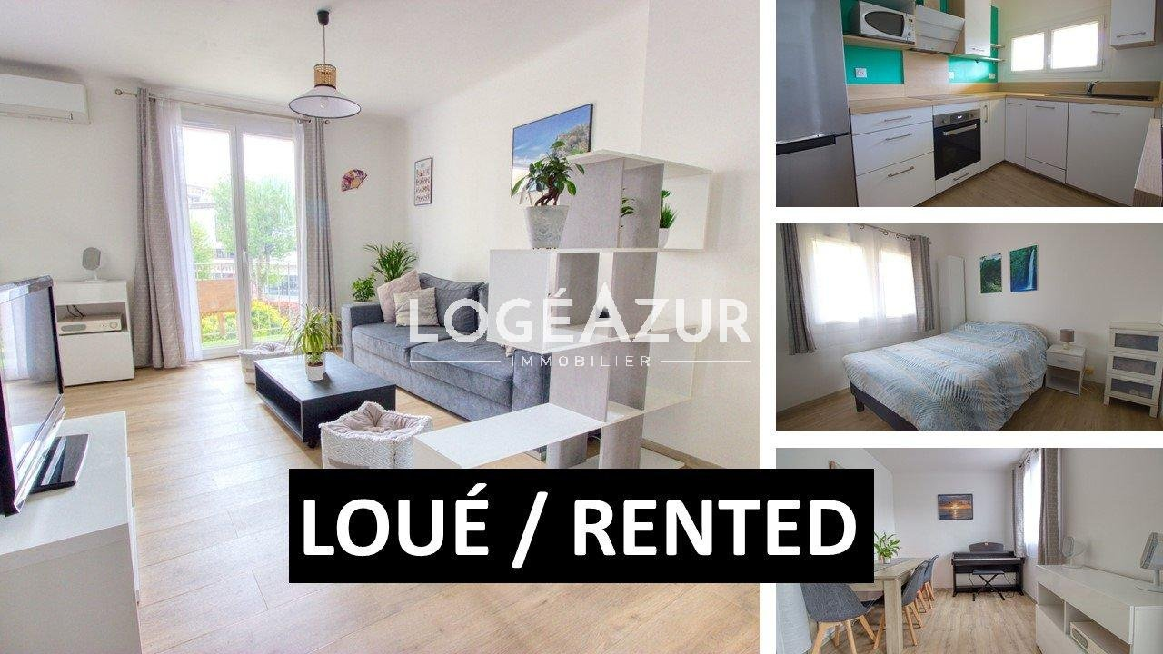 Rental Apartment Antibes
