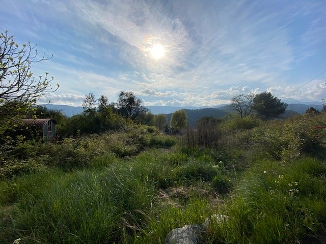 Vente Terrain constructible - L'Escarène