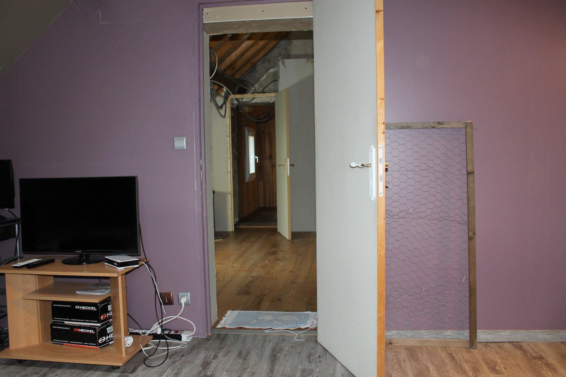 Maison à rénover à vendre dans le Morvan, région Bourgogne