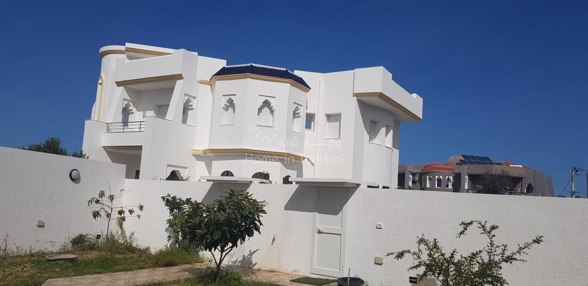 A vendre villa a sidi abdelhamid