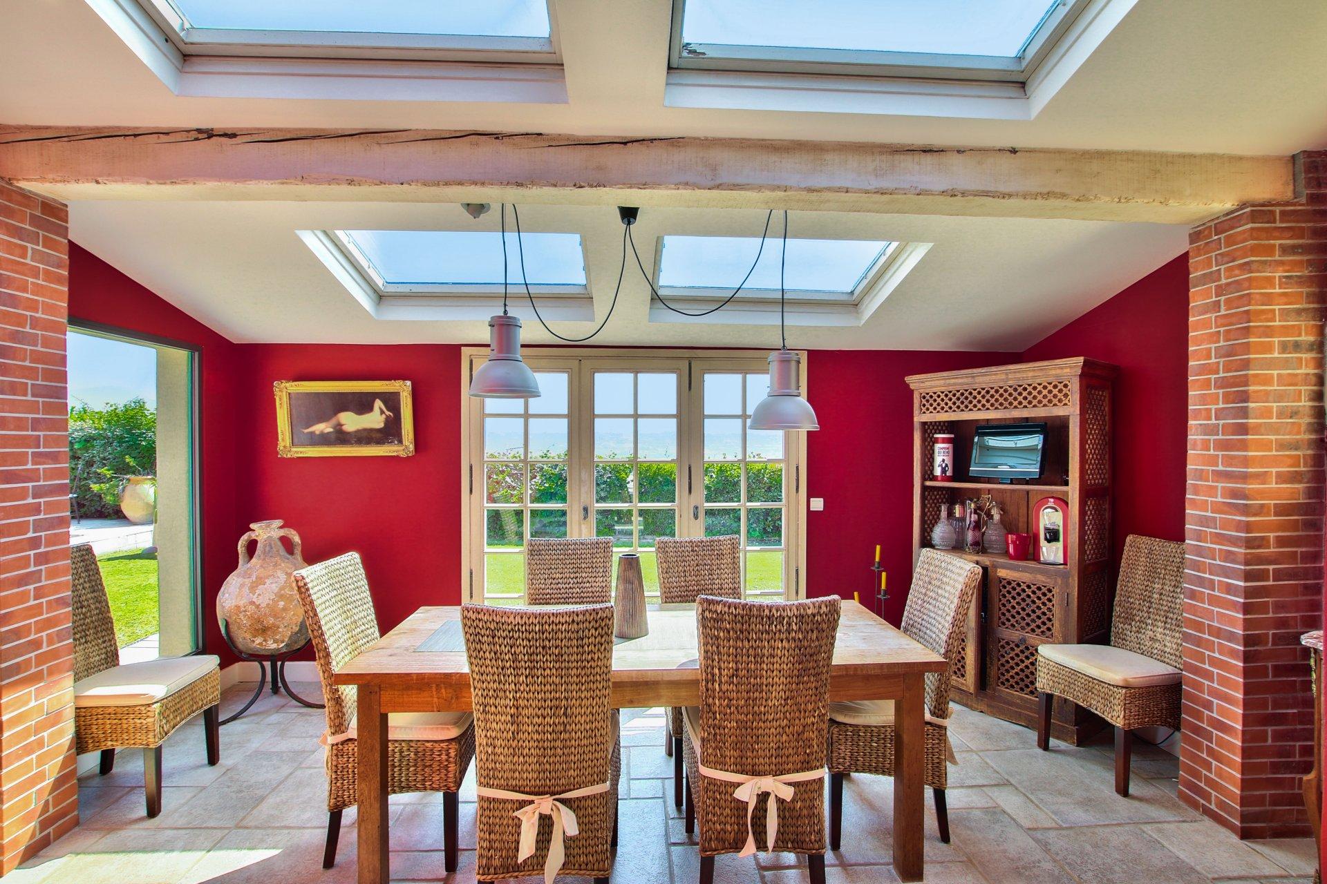 Vente de maison d'une surface de 138.4 m2