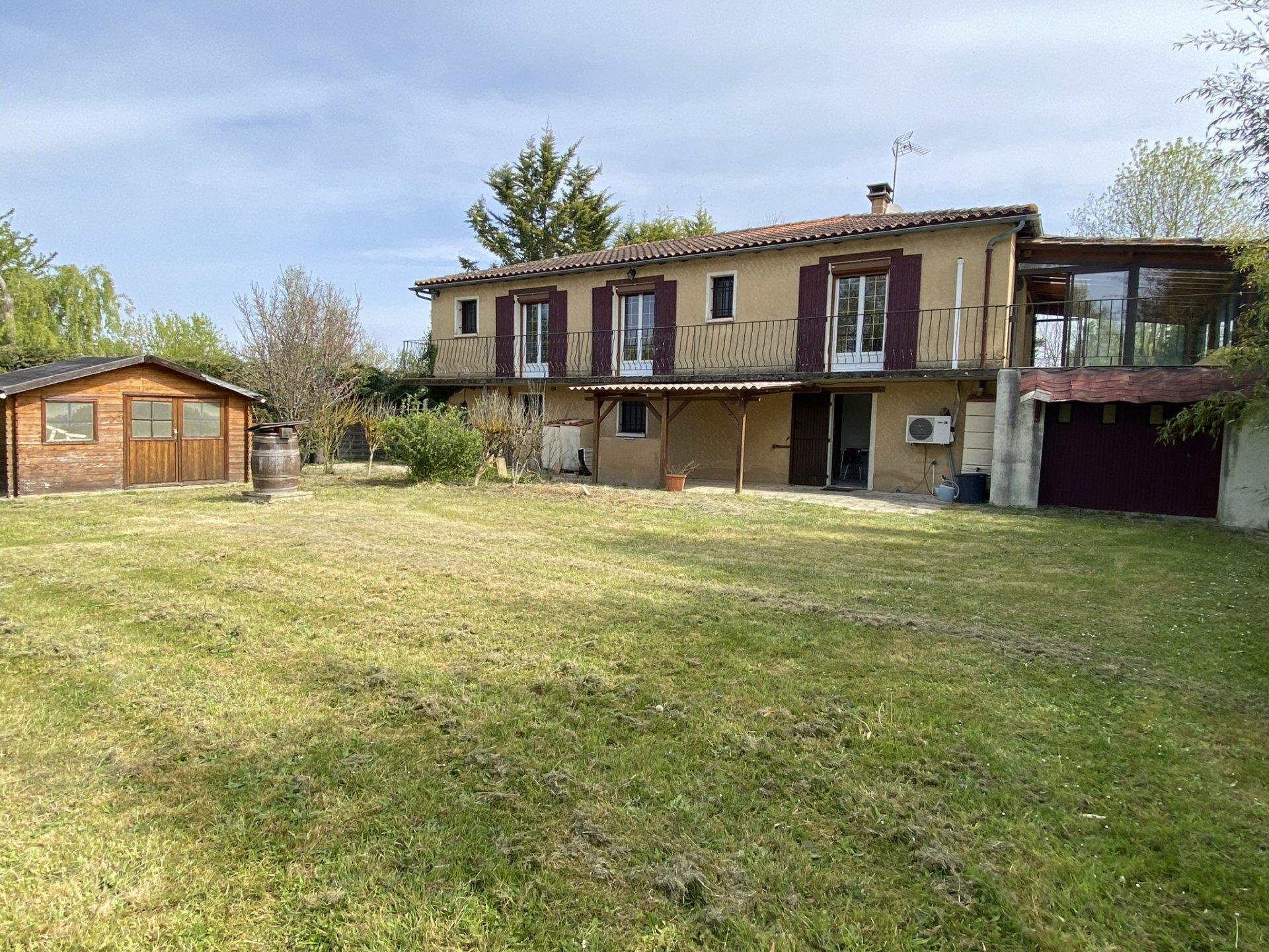 Maison d'habitation sur 1Ha5 de terrain