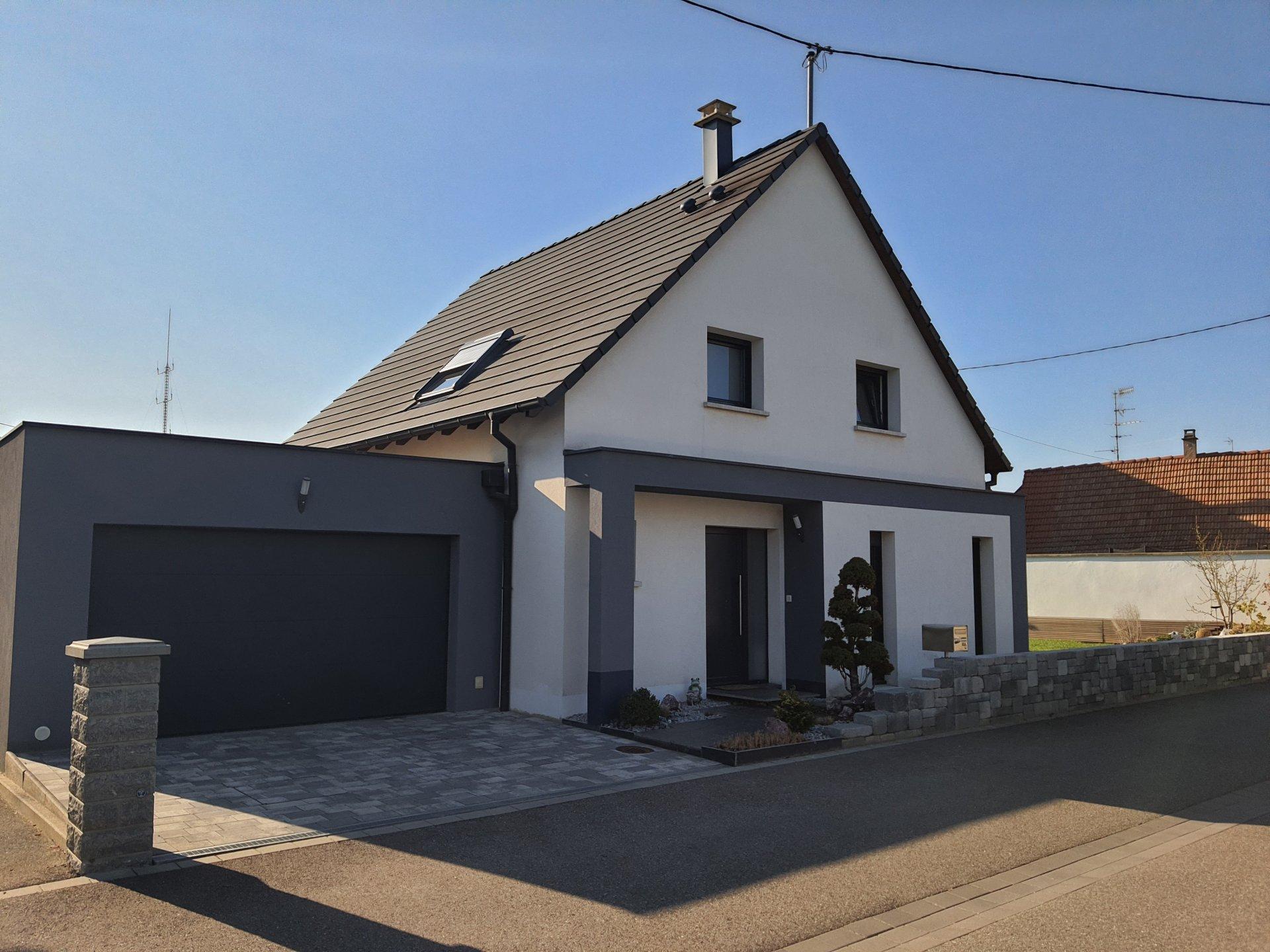 Superbe maison à découvrir dans le Kochersberg  !