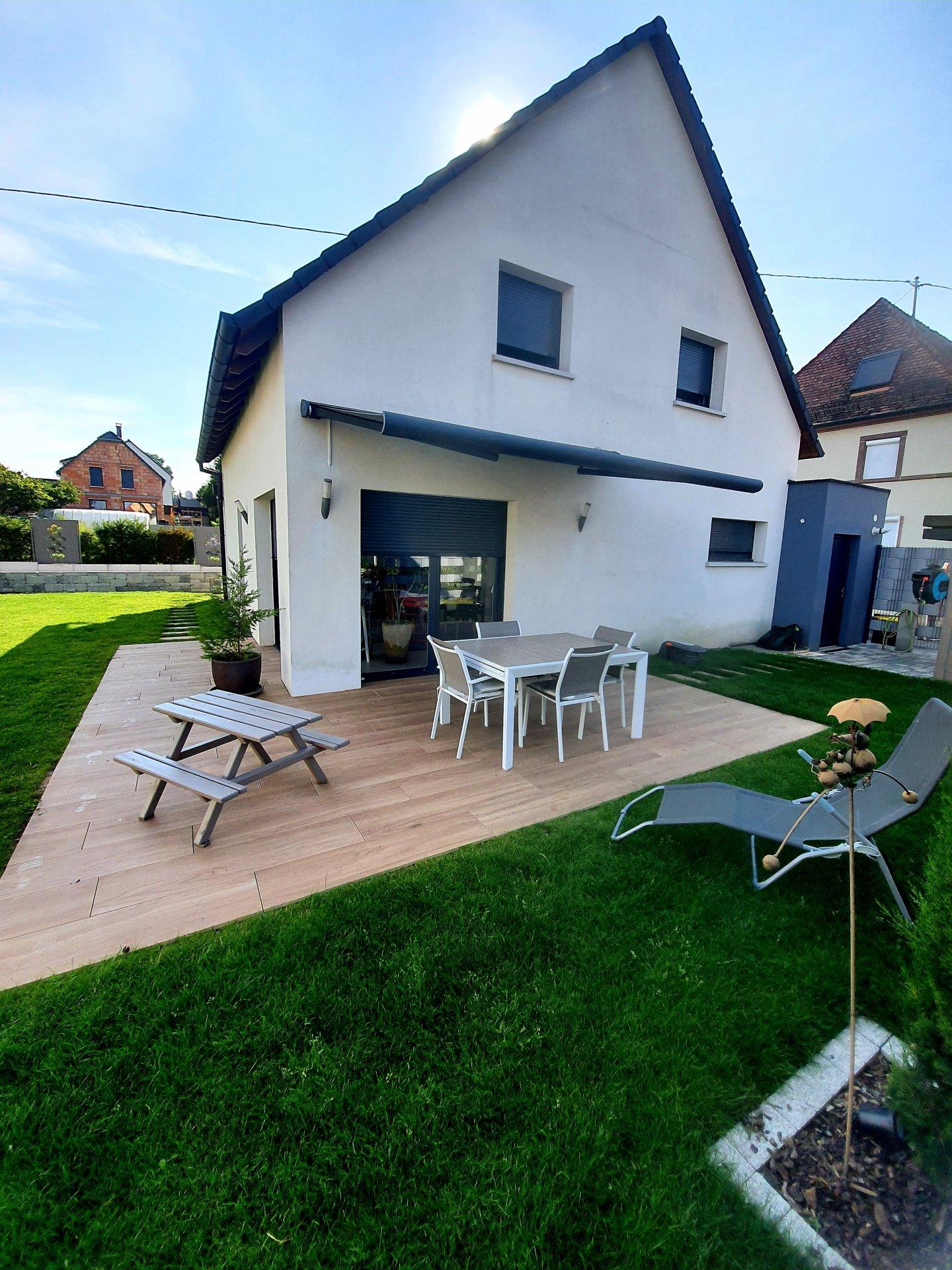 Truchtersheim - Superbe maison !!!