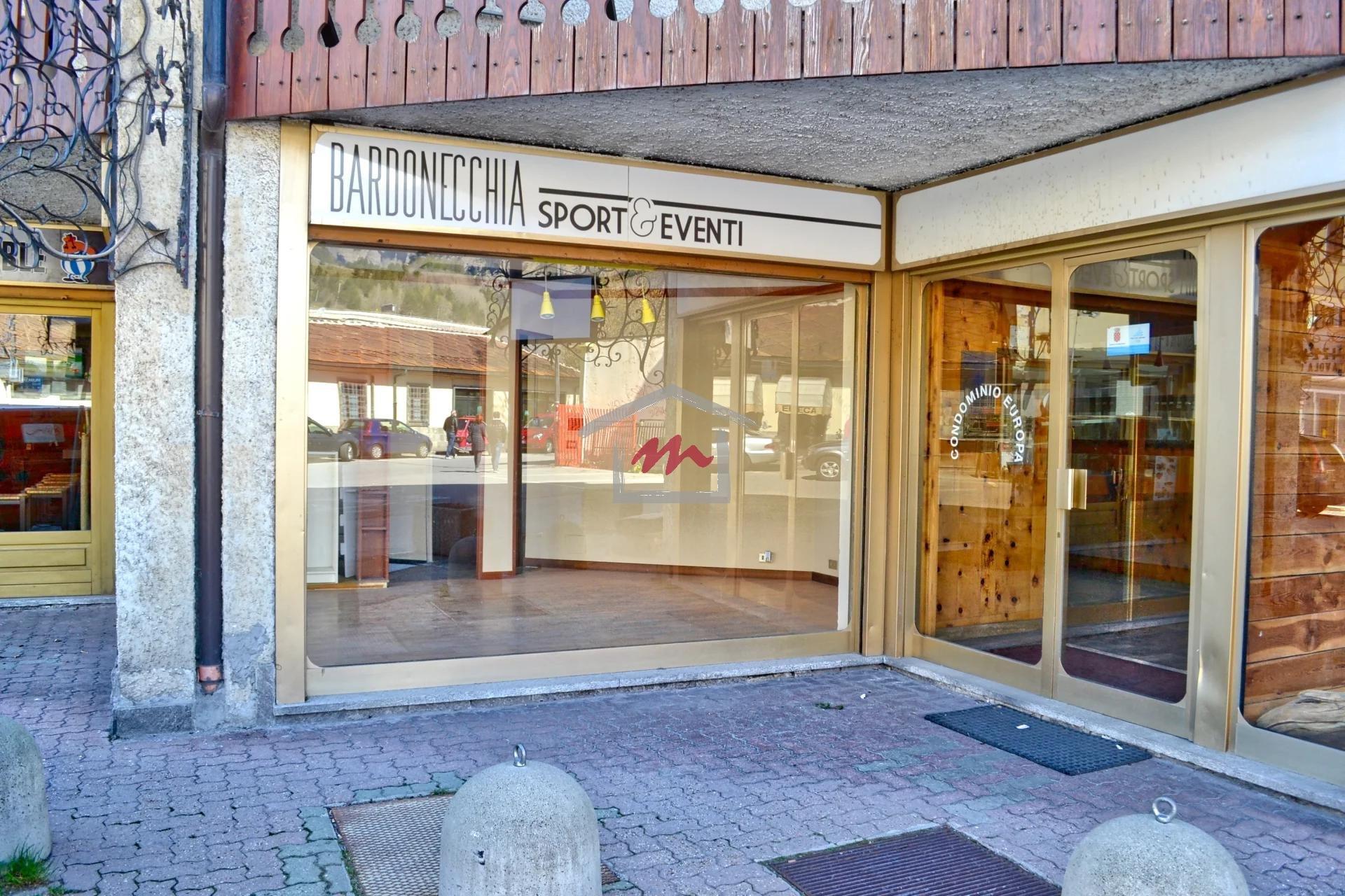 Vendita Locale commerciale Bardonecchia