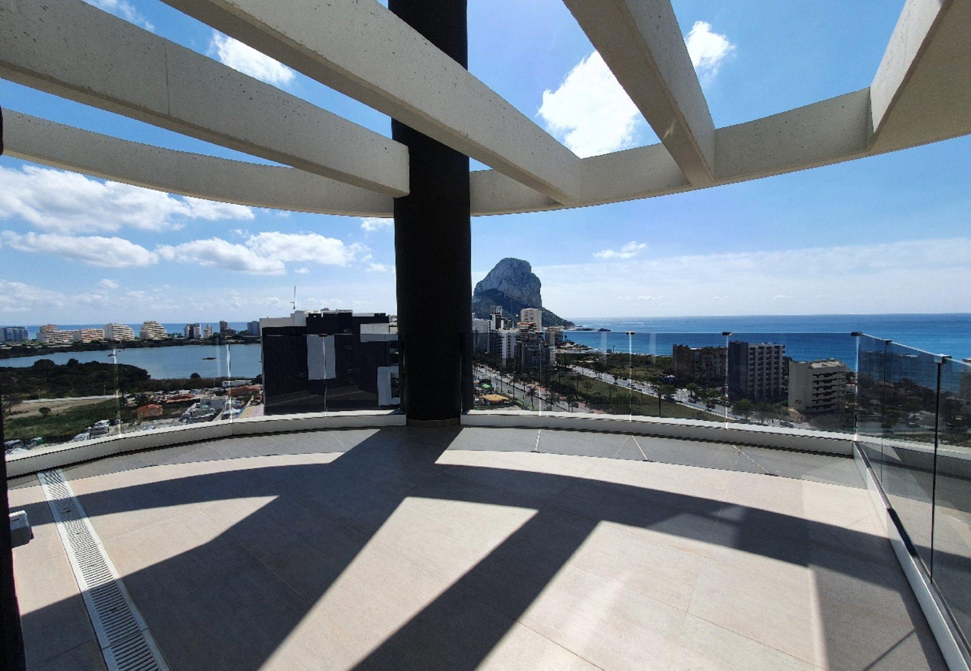 Appartements nouvellement construits à 250m de la plage
