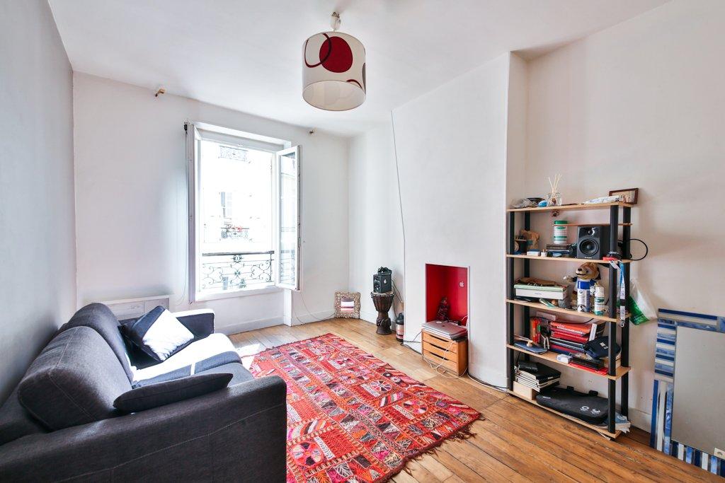 Sale Apartment - Paris 18th (Paris 18ème) Grandes-Carrières