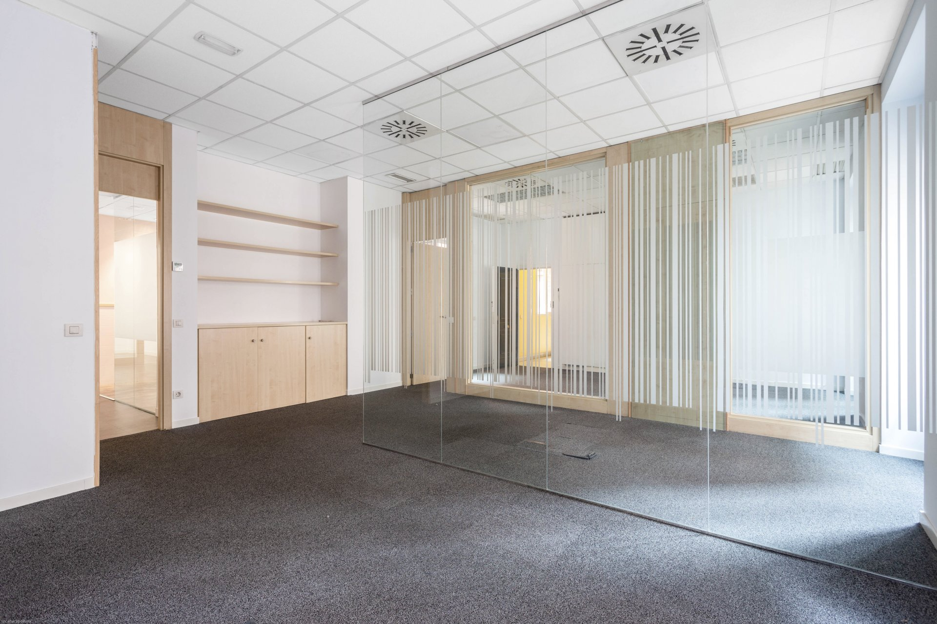 Rental Office Madrid Recoletos