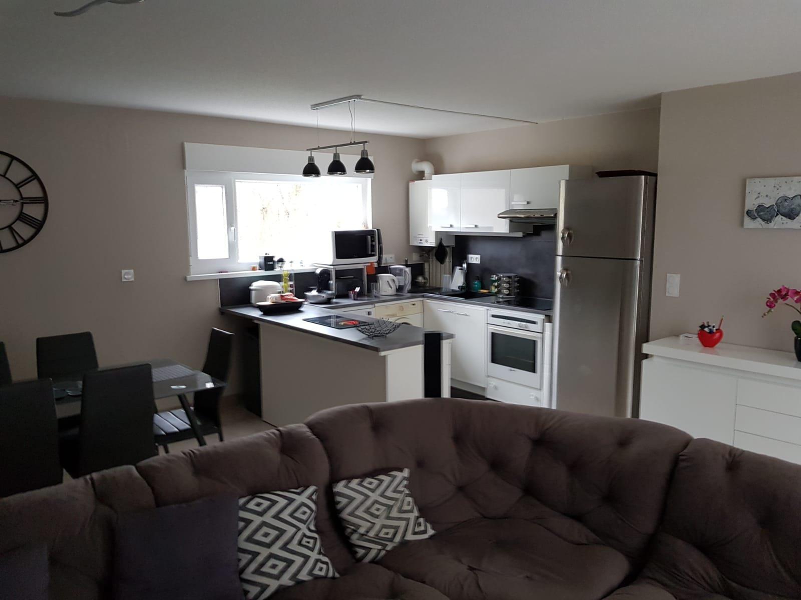 Appartement 3 pièces - WOLFISHEIM