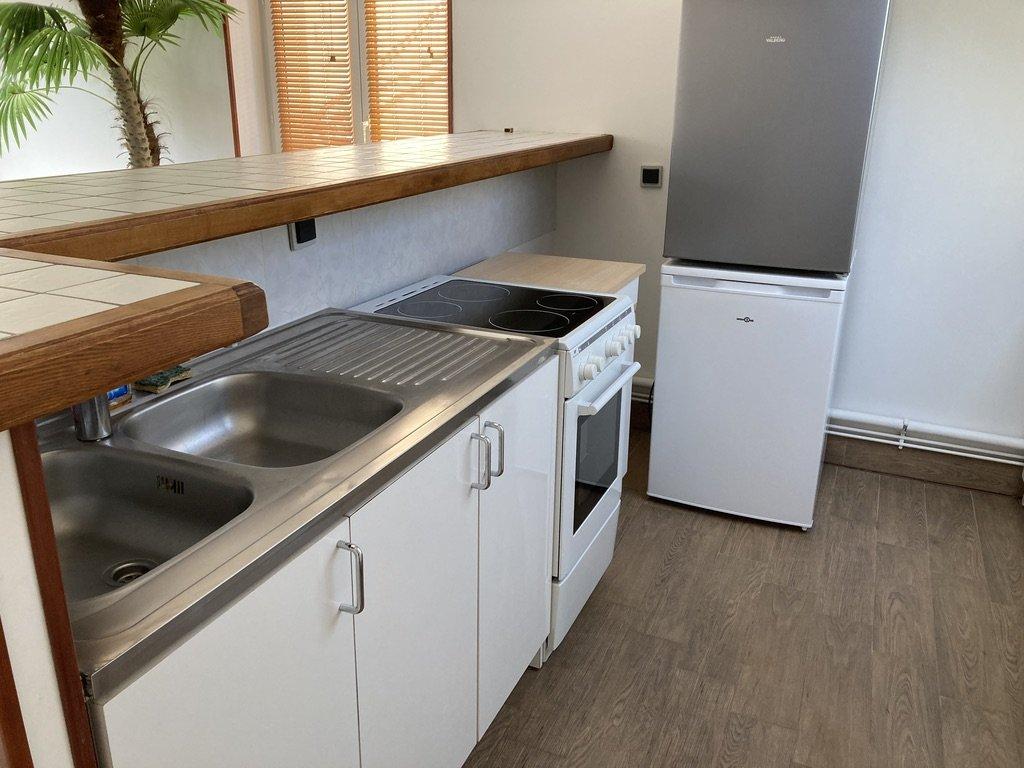Bel appartement meublé de 35m2