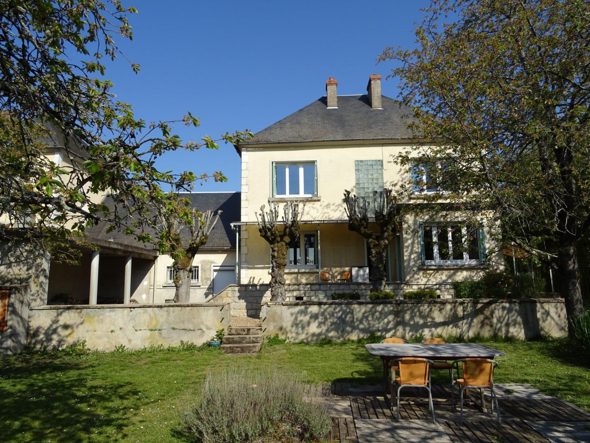 Maison bourgeoise - Nièvre