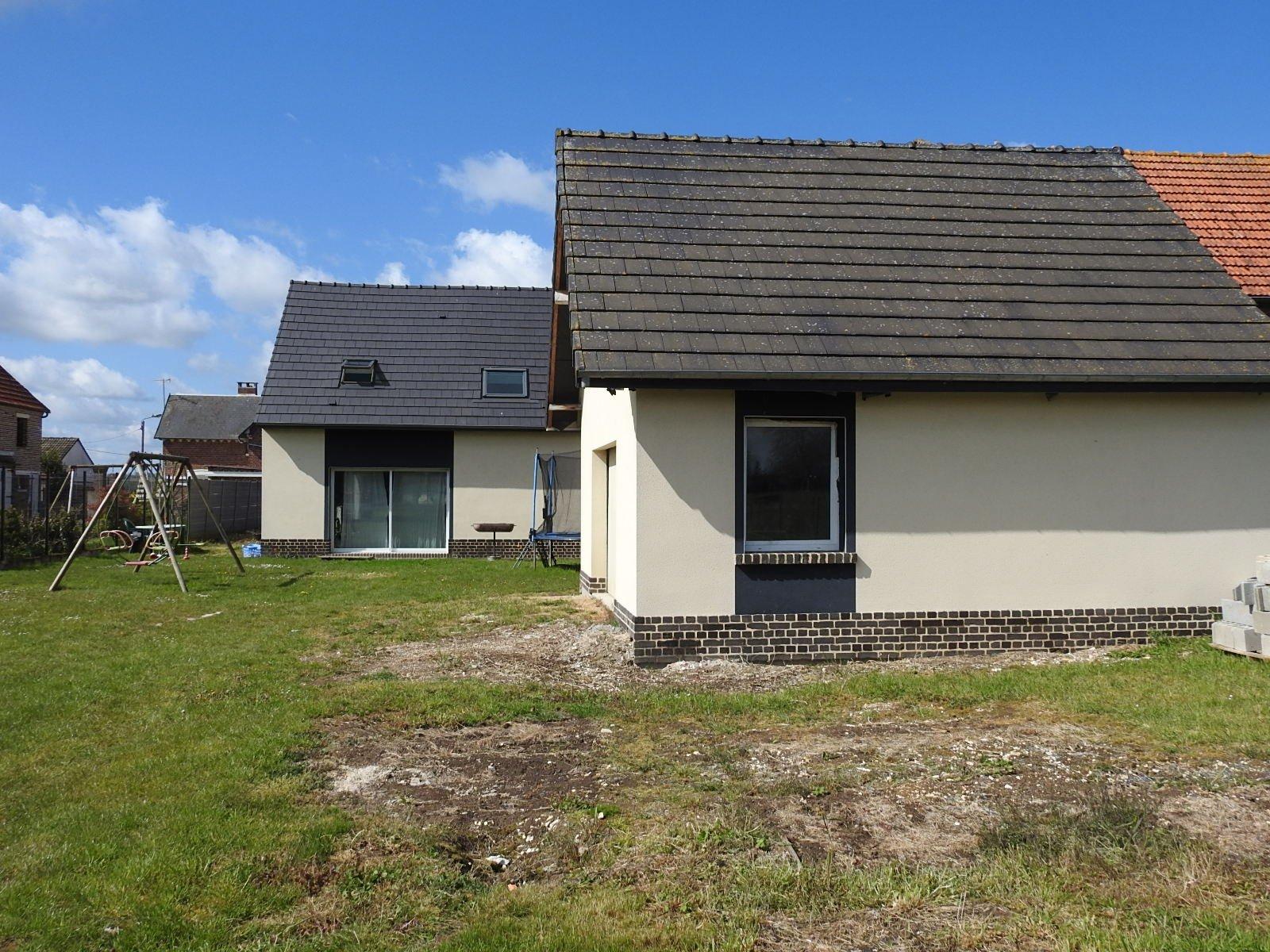 Maison d'Architecte T5 (80250)