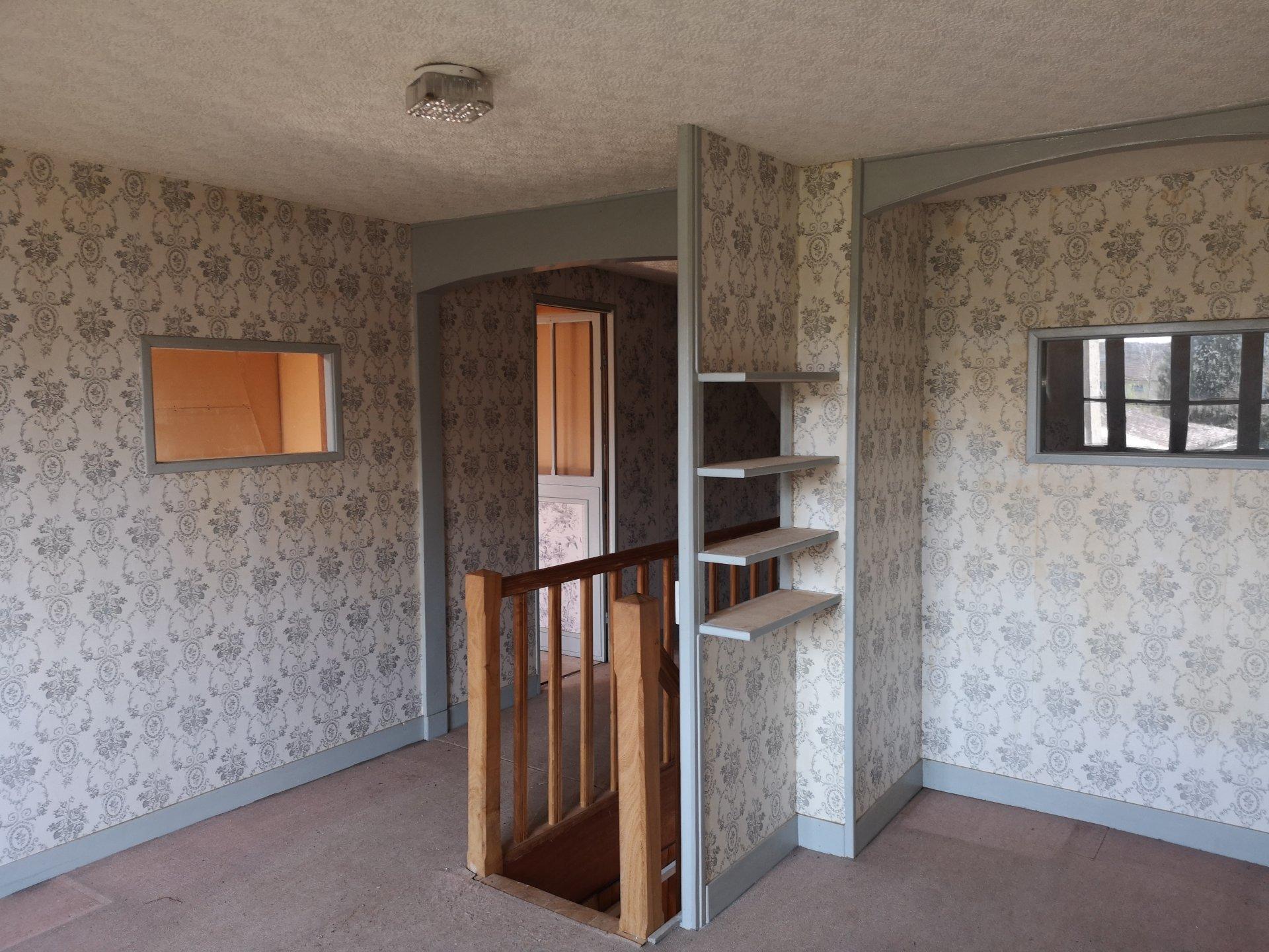 Maison de 97 m² sur 391 m² de terrain