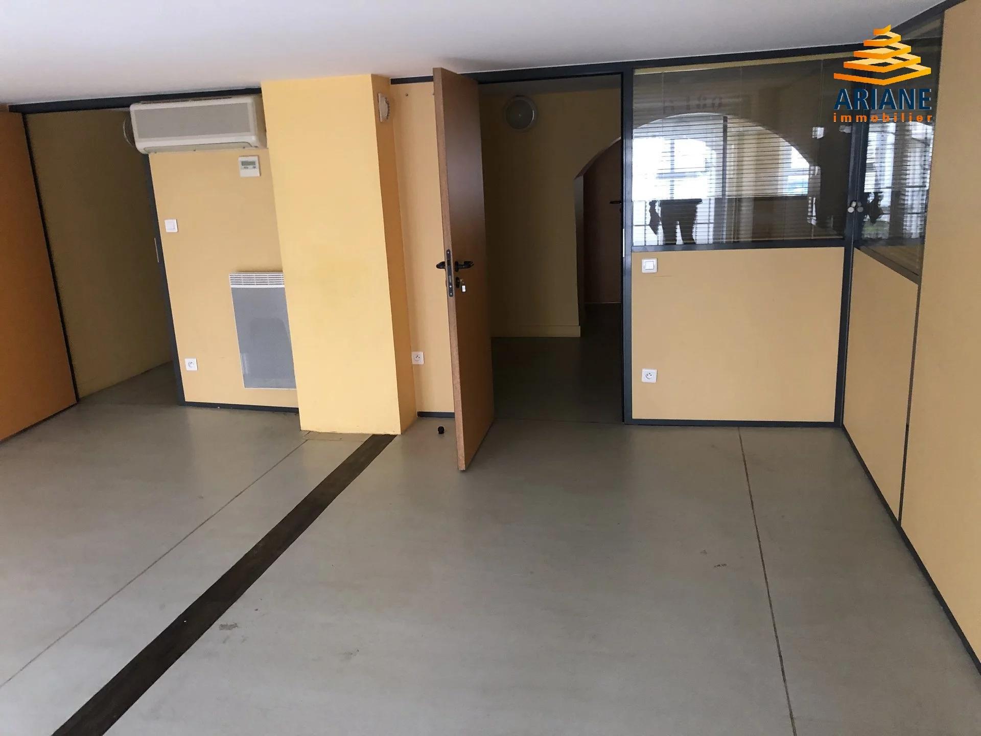 Bureaux à vendre place de l'hotel de ville 42000