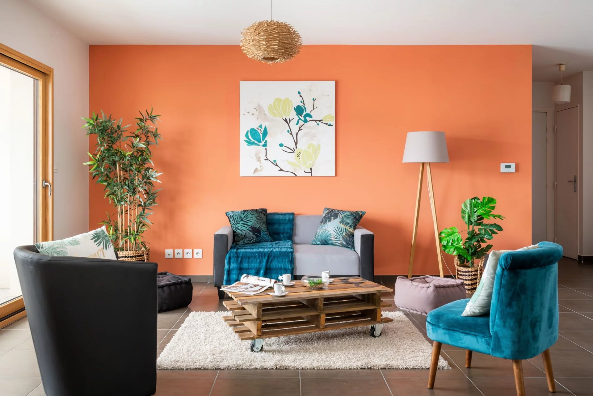 Appartement familial - Vue dégagée - Dernier étage