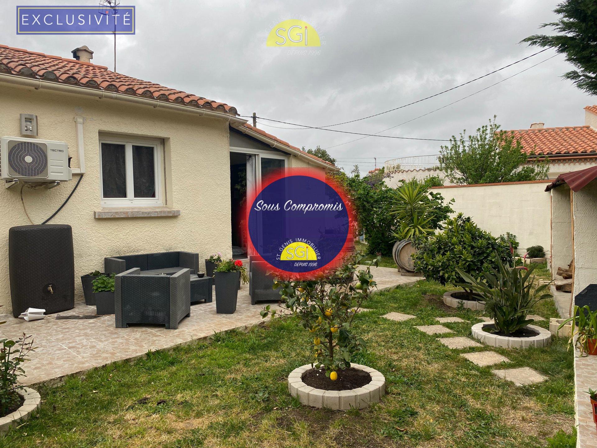 Vente Villa - Villelongue-dels-Monts