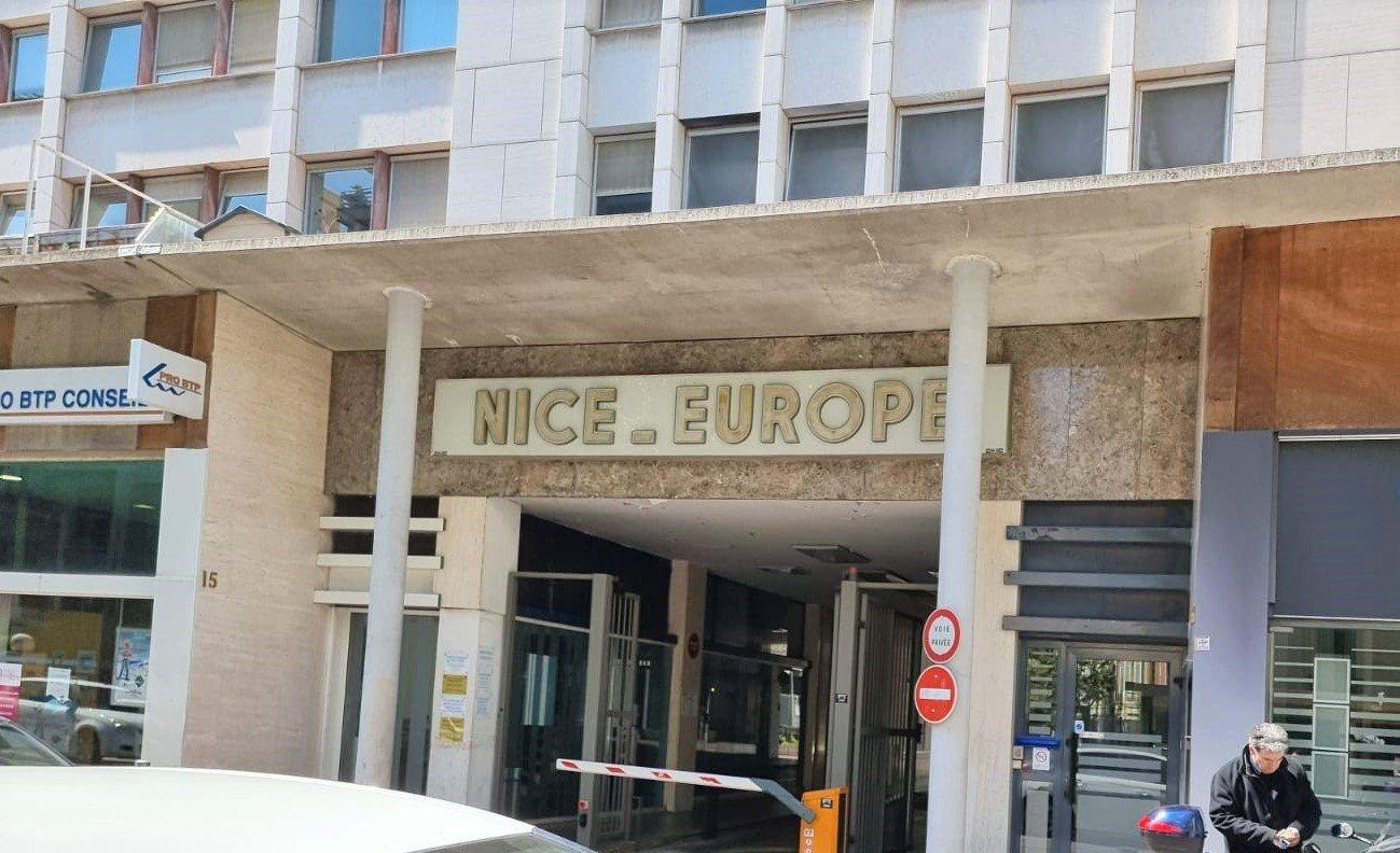 Place de parking Nice Europe
