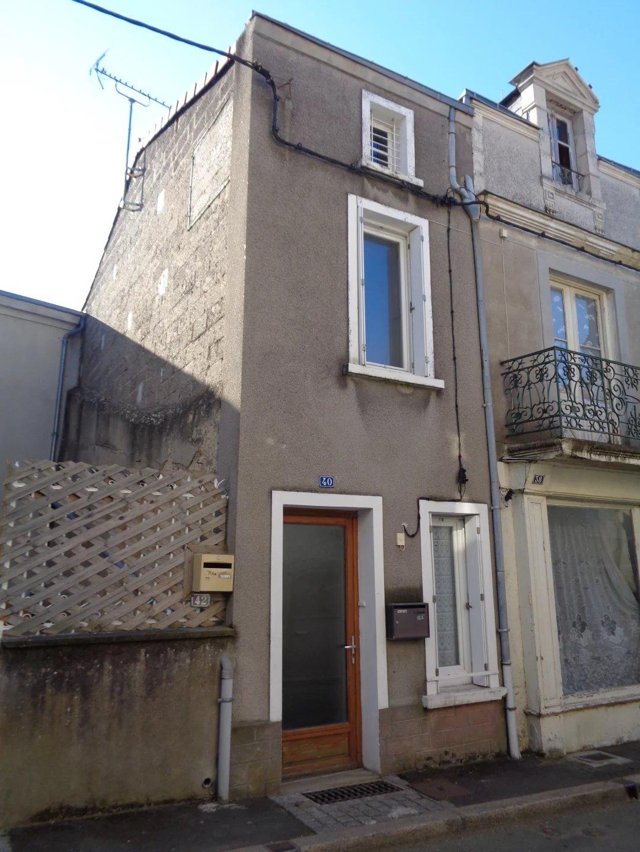 Appartement Thouars - 2 Pièce(s) - 38 m² (env.)