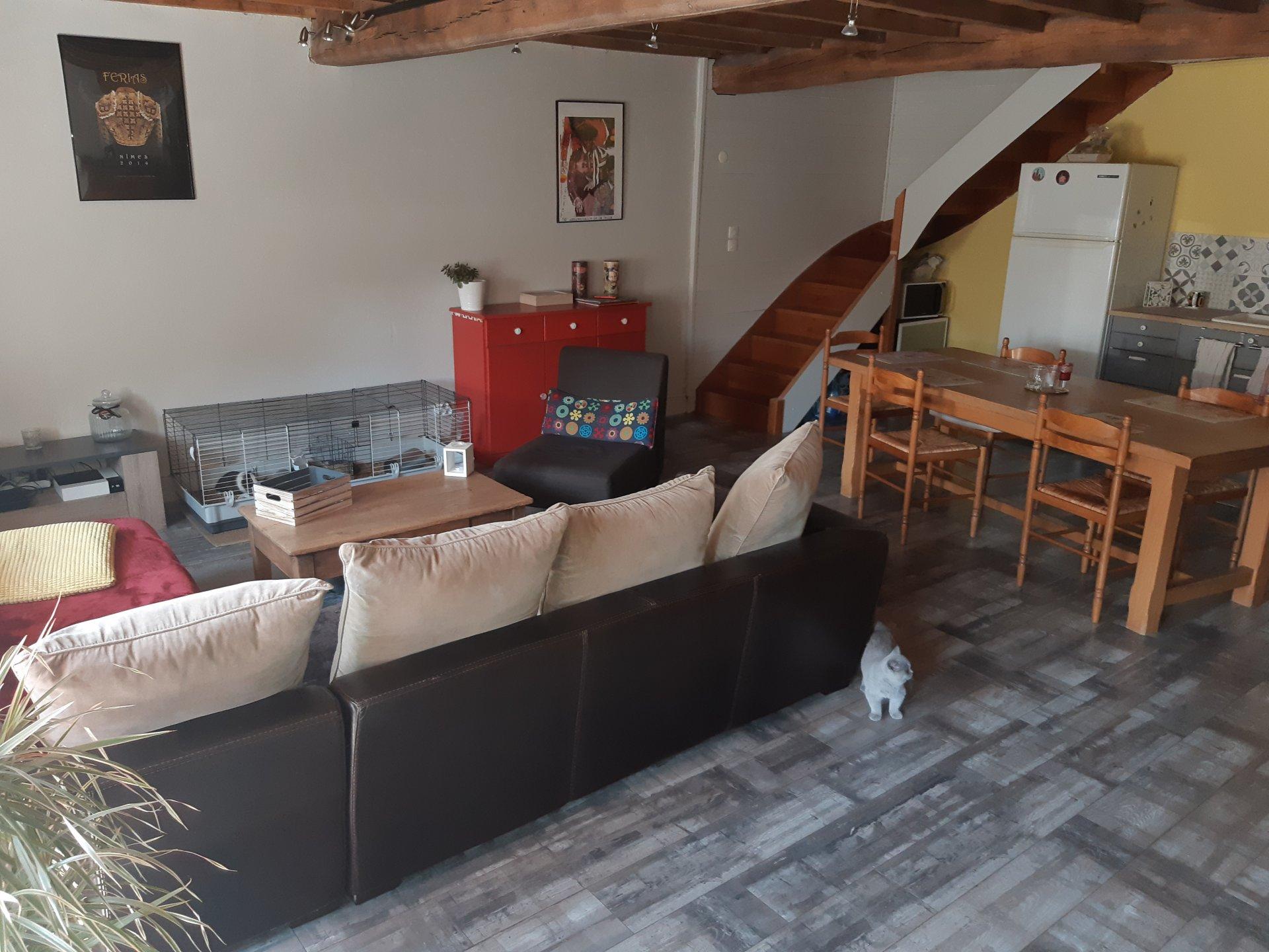 CELLIEU /MAISON 5 pièce(s) 120 m2