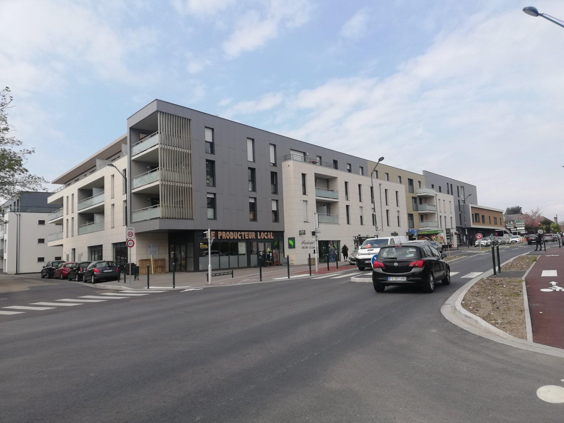 APPARTEMENT T2 - Proximité  mairie BOIS GUILLAUME
